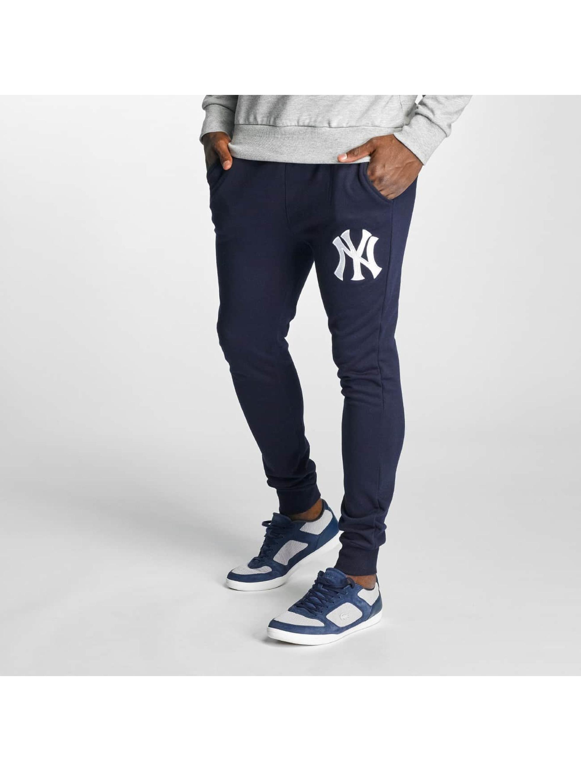 Majestic Athletic Männer Jogginghose NY Yankees in blau