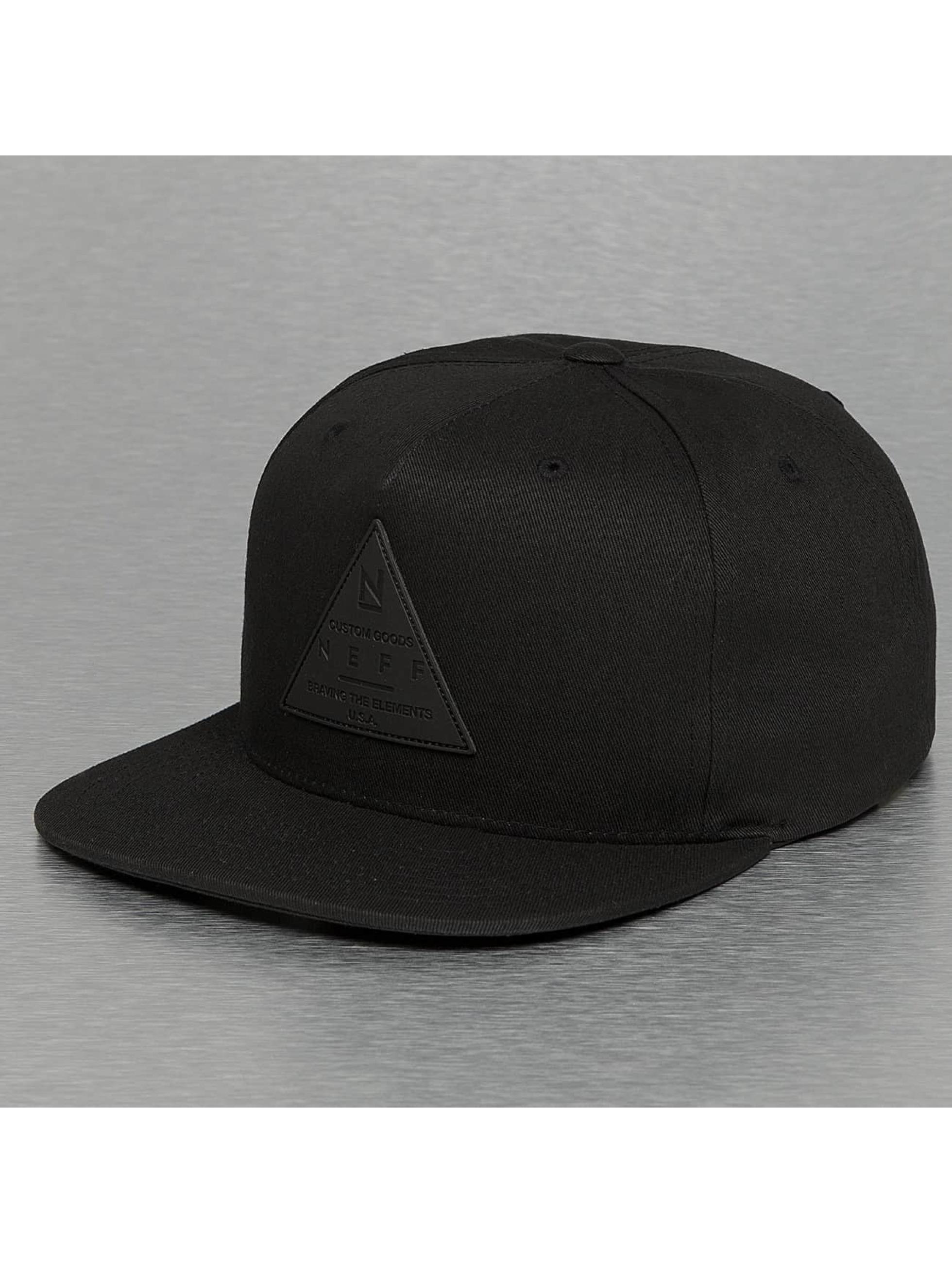 NEFF Männer,Frauen Snapback Cap X2 in schwarz