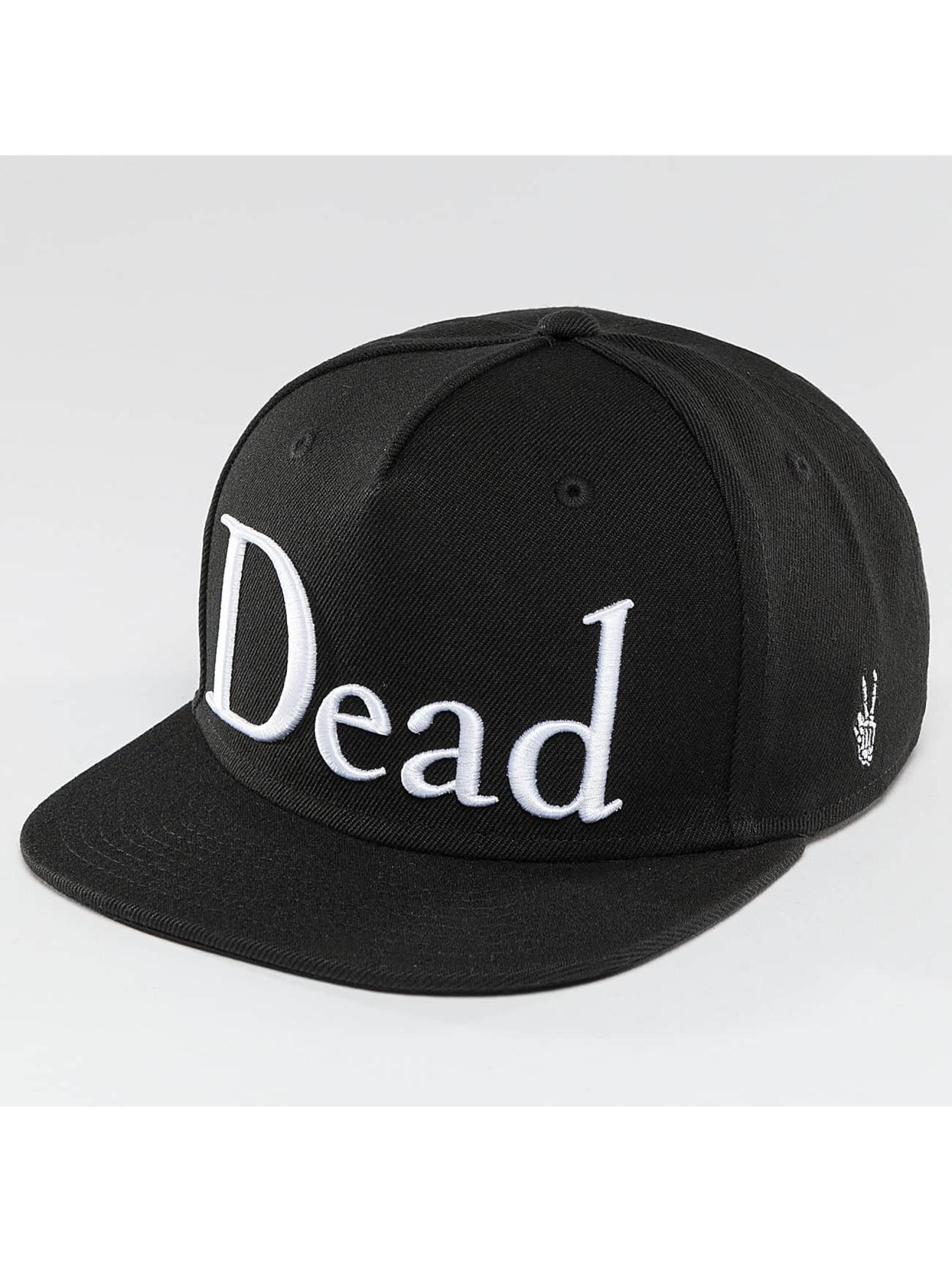 NEFF Männer,Frauen Snapback Cap Dead in schwarz