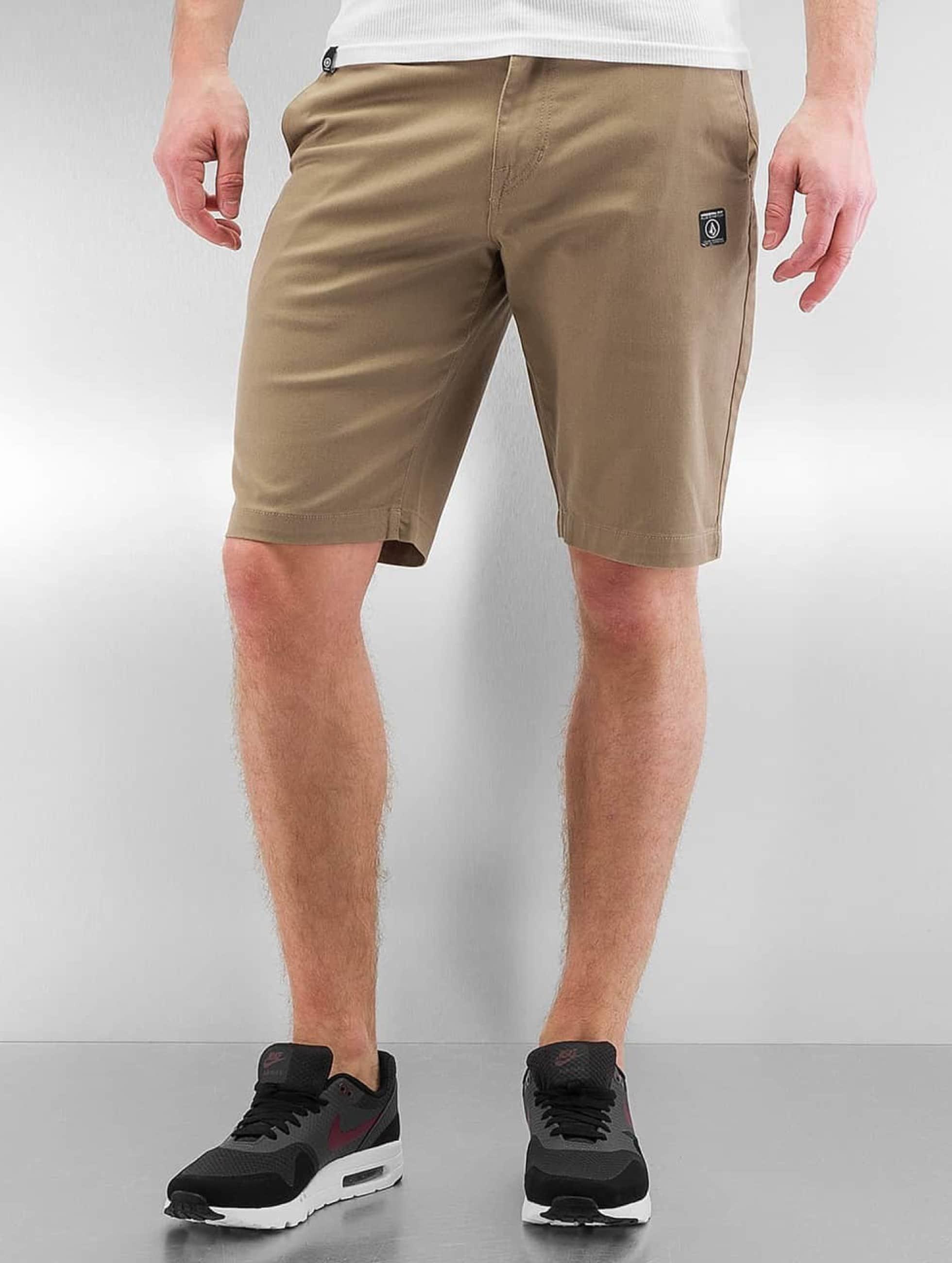 Volcom Männer Shorts Frickin Modern in beige