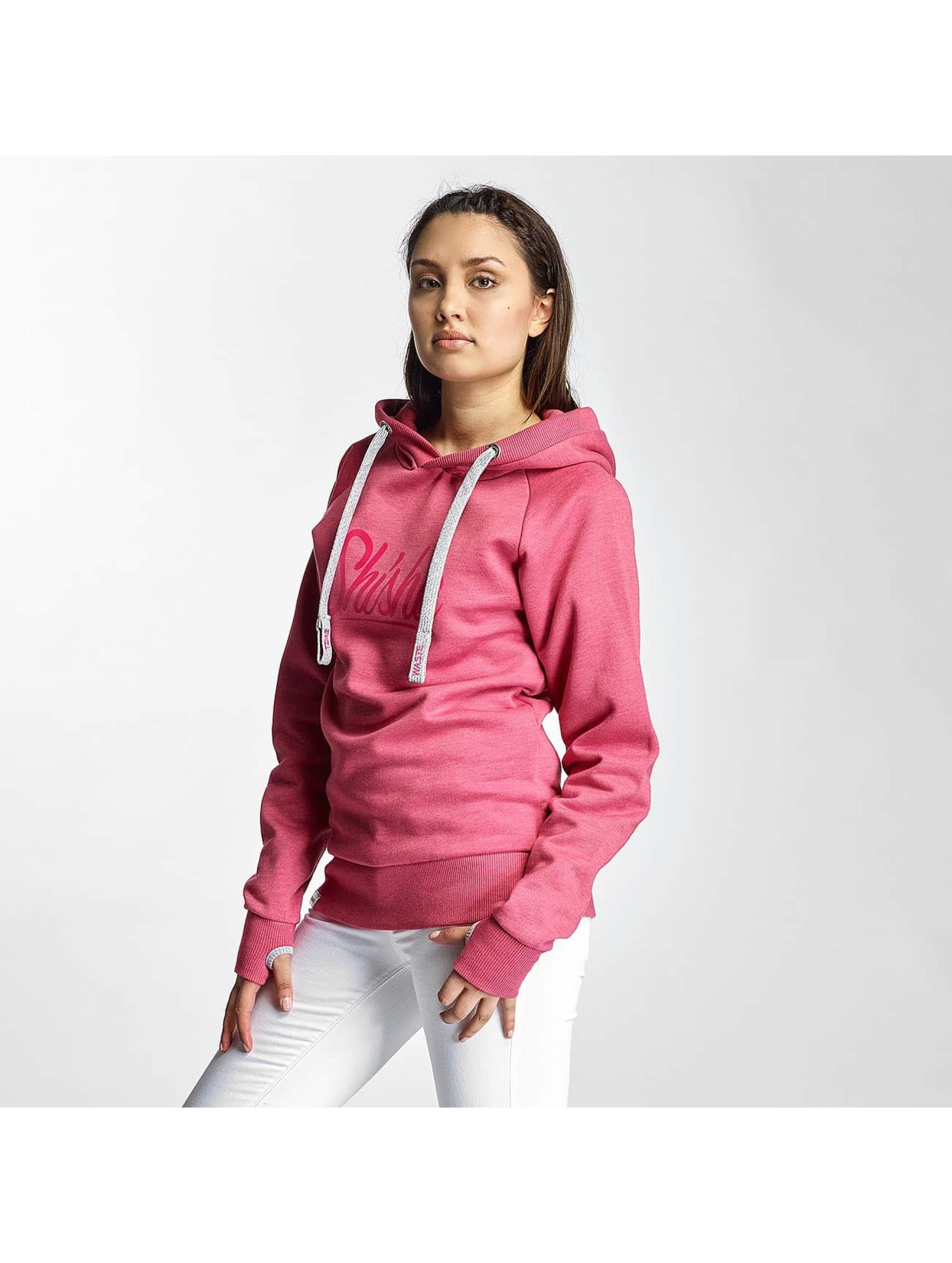 Shisha Frauen Hoody Classic in rosa
