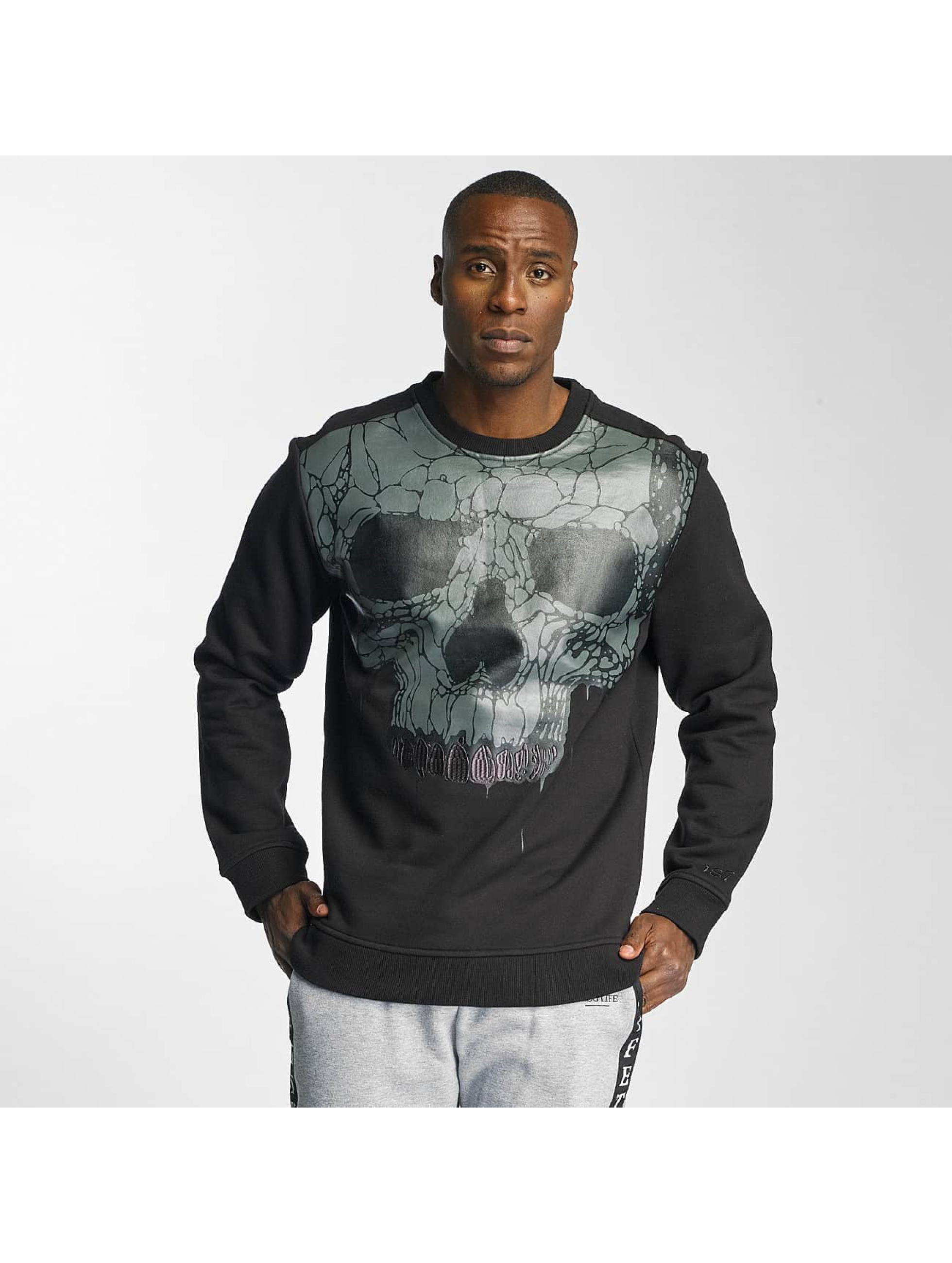 Thug Life / Jumper Goldteeth in black XL