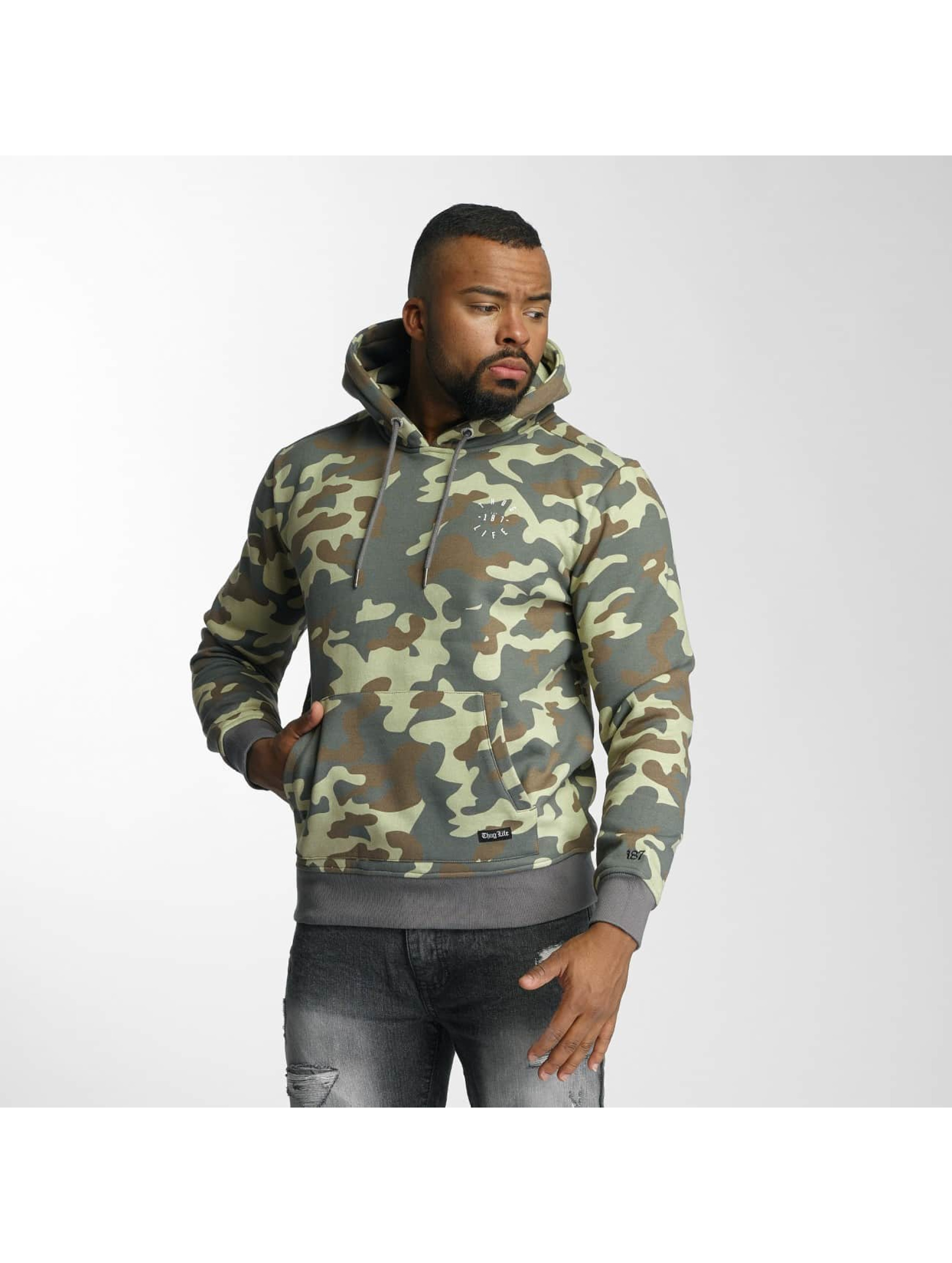 Thug Life Stamp Hoody Camouflage Sale Angebote