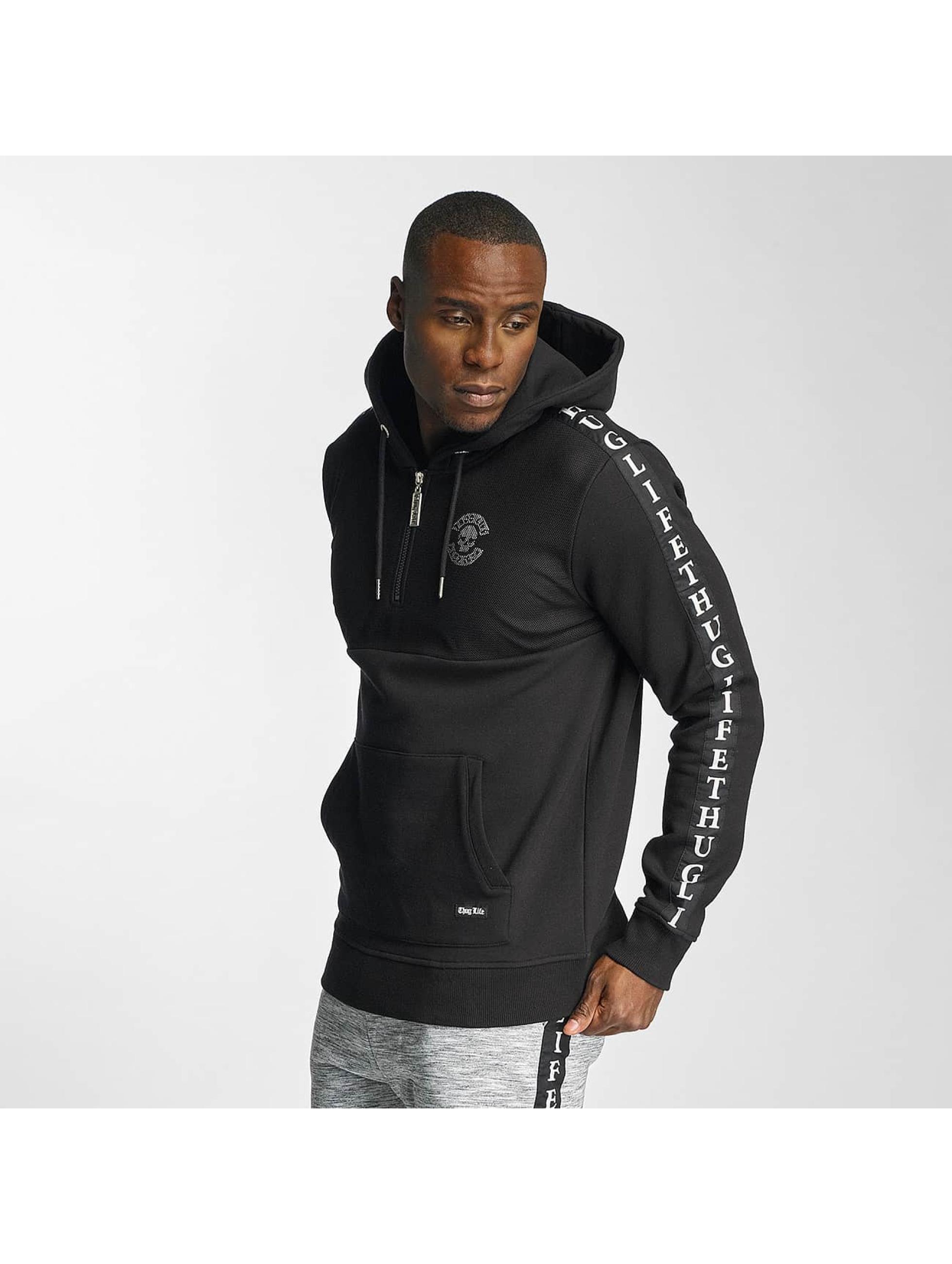 Thug Life / Hoodie Combine in black S