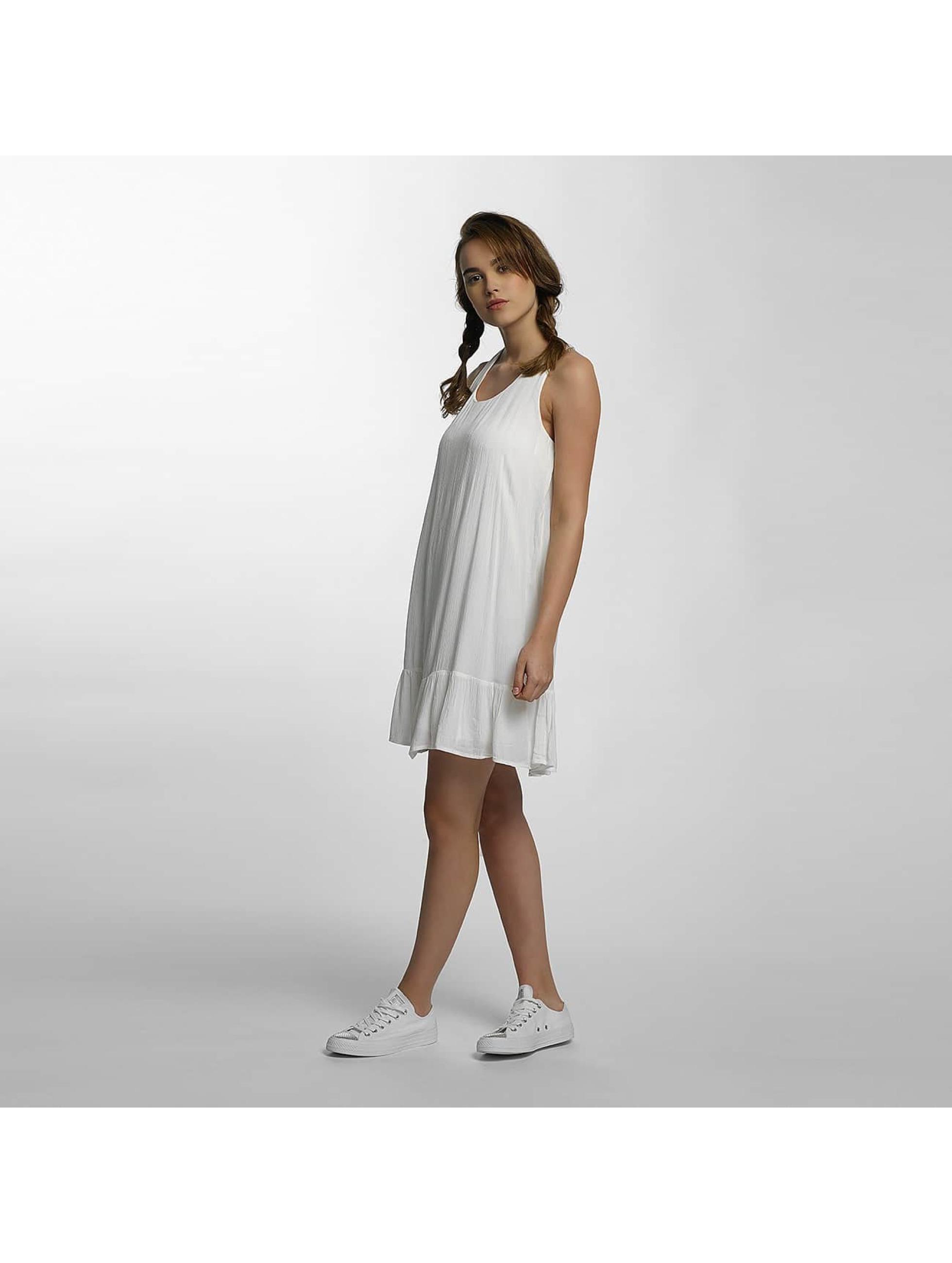 Only Frauen Kleid onlJacky in weiß