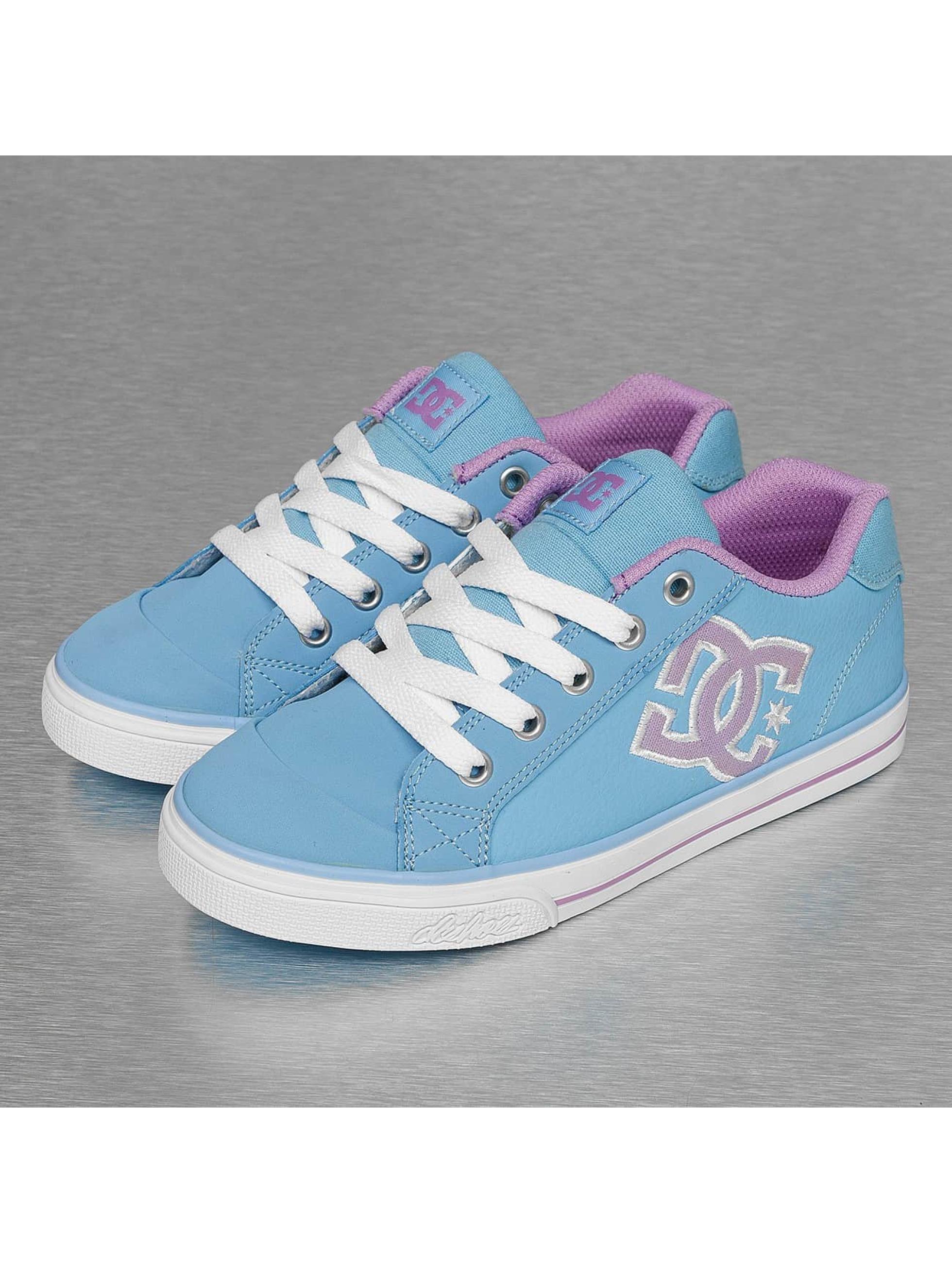 DC Frauen,Kinder Sneaker Chelsea SE in blau
