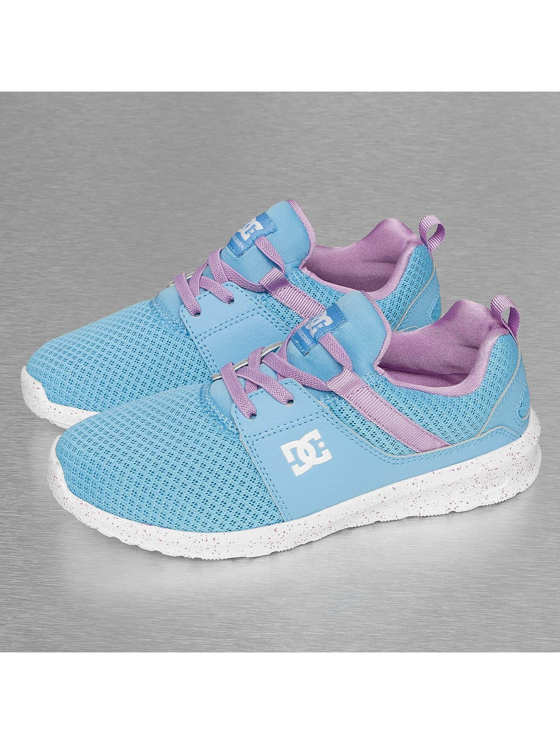 DC Frauen,Kinder Sneaker Heathrow SE in blau