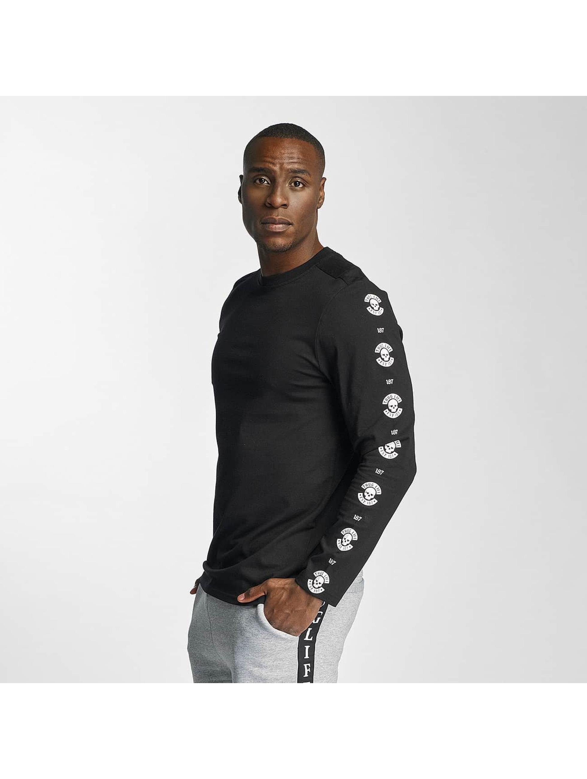 Thug Life / Longsleeve Carlos in black L