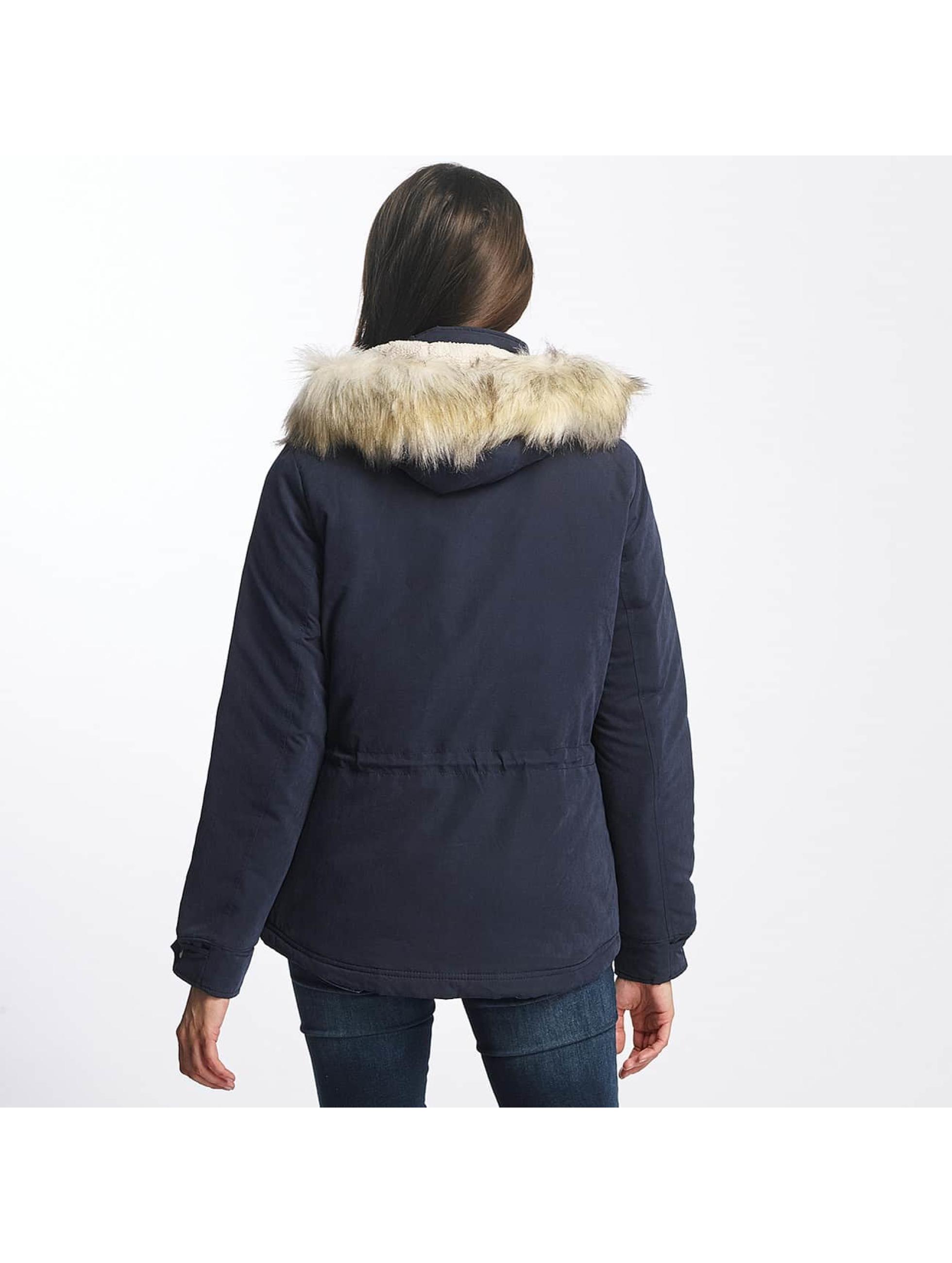 only damen jacken winterjacke onlstarlight fur parka ebay. Black Bedroom Furniture Sets. Home Design Ideas