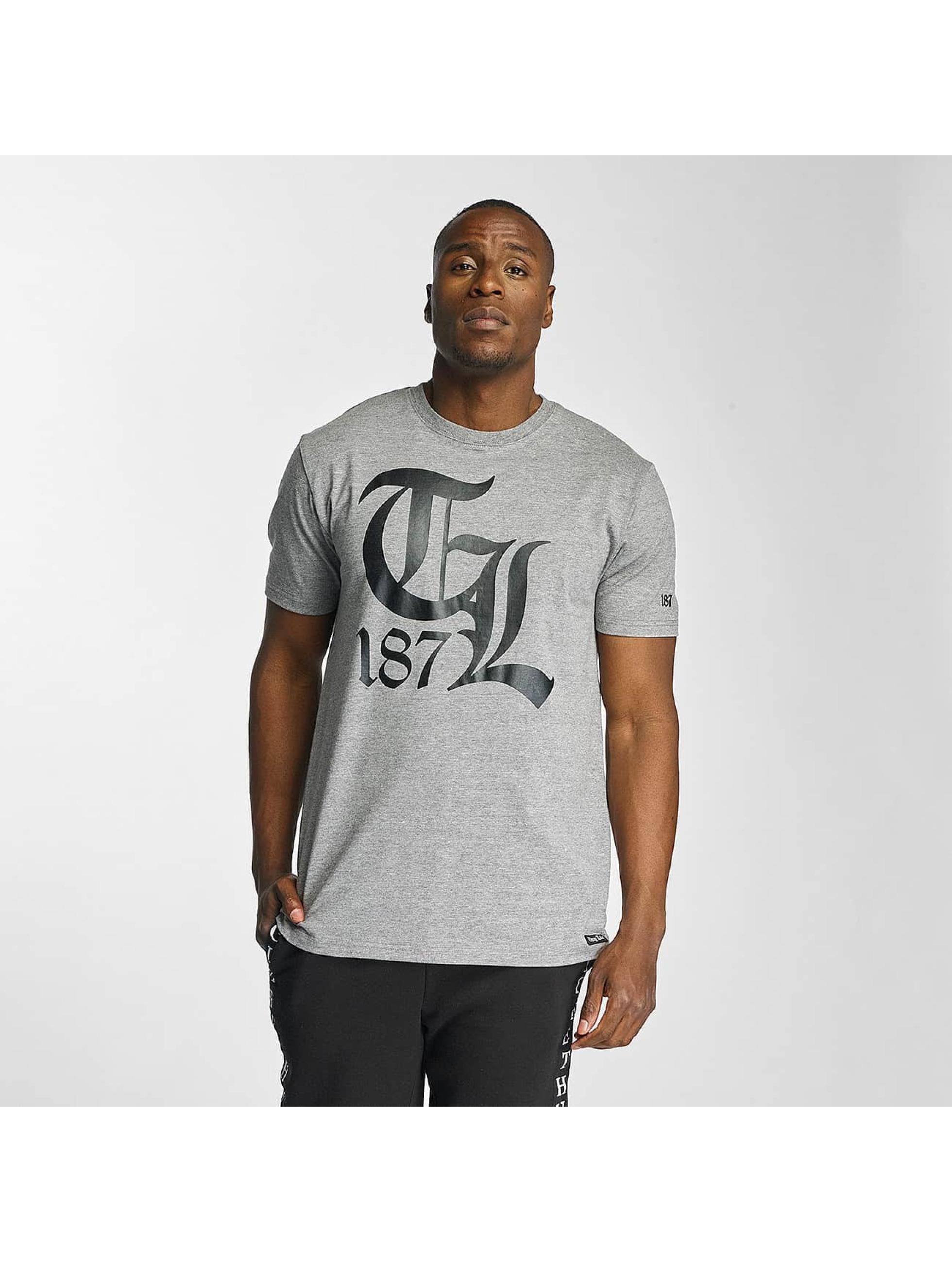 Thug Life / T-Shirt Mellow in grey 2XL
