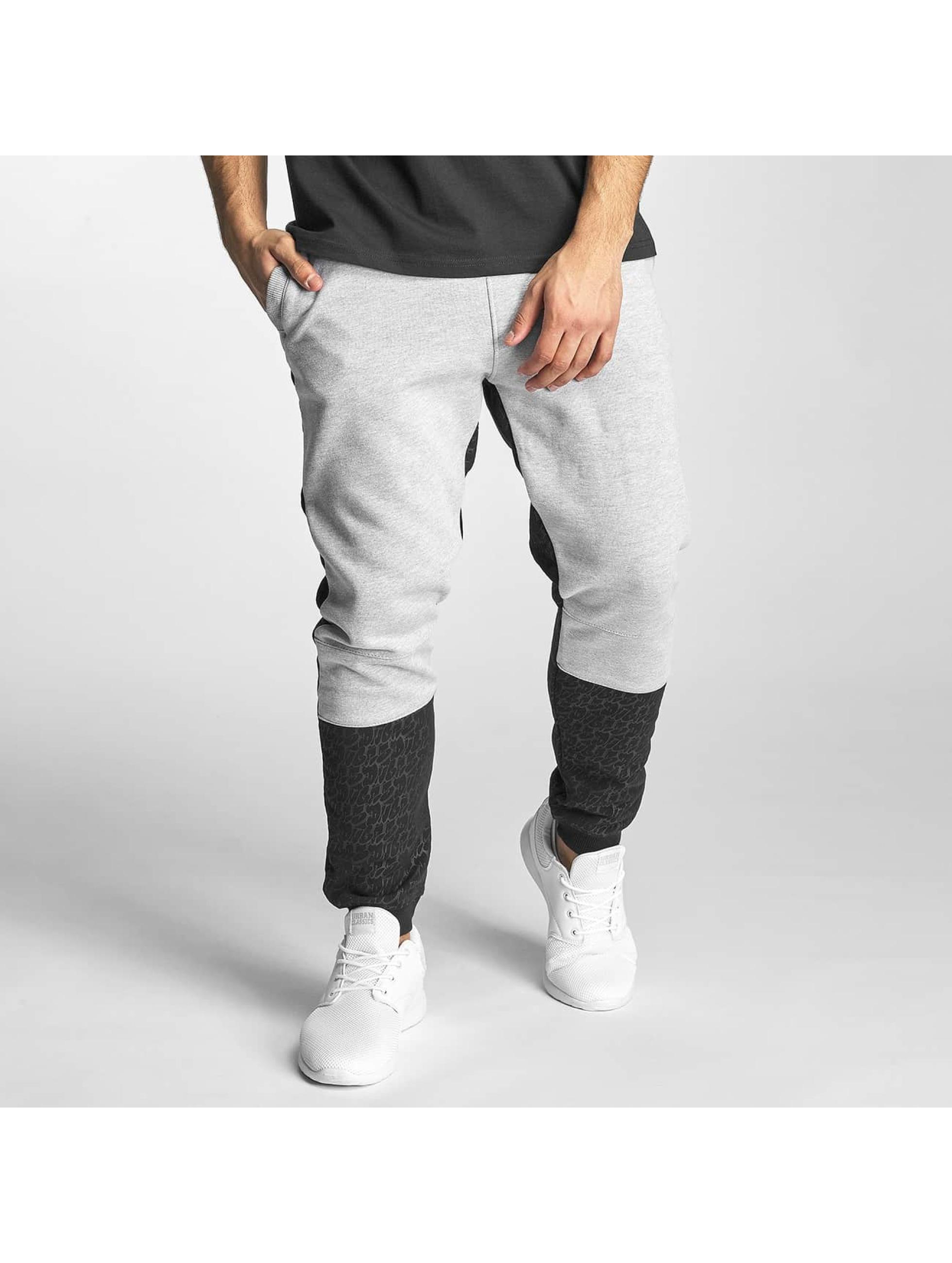Dangerous DNGRS / Sweat Pant Corus in grey 3XL