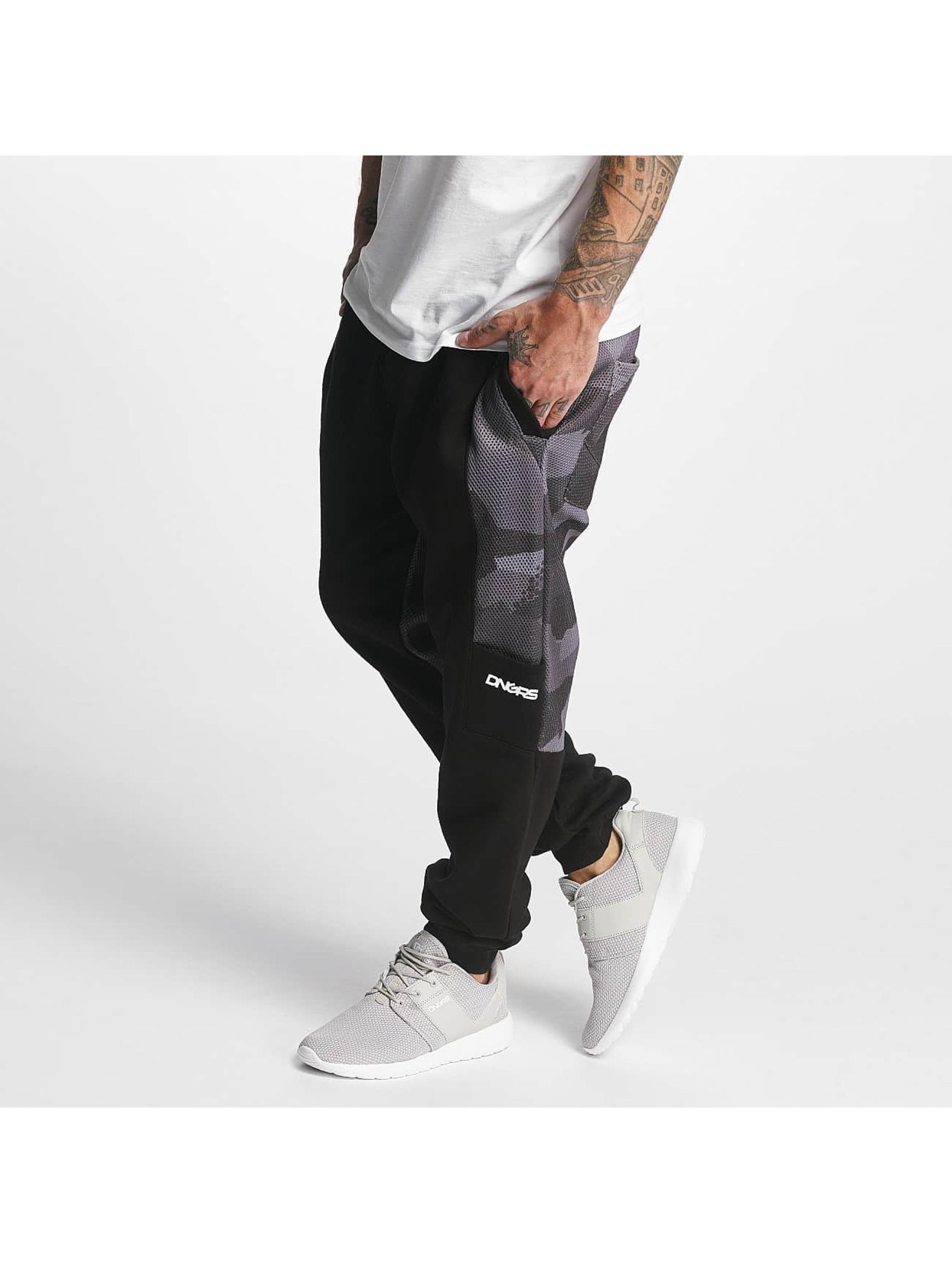 Dangerous DNGRS / Sweat Pant Pogo in black M