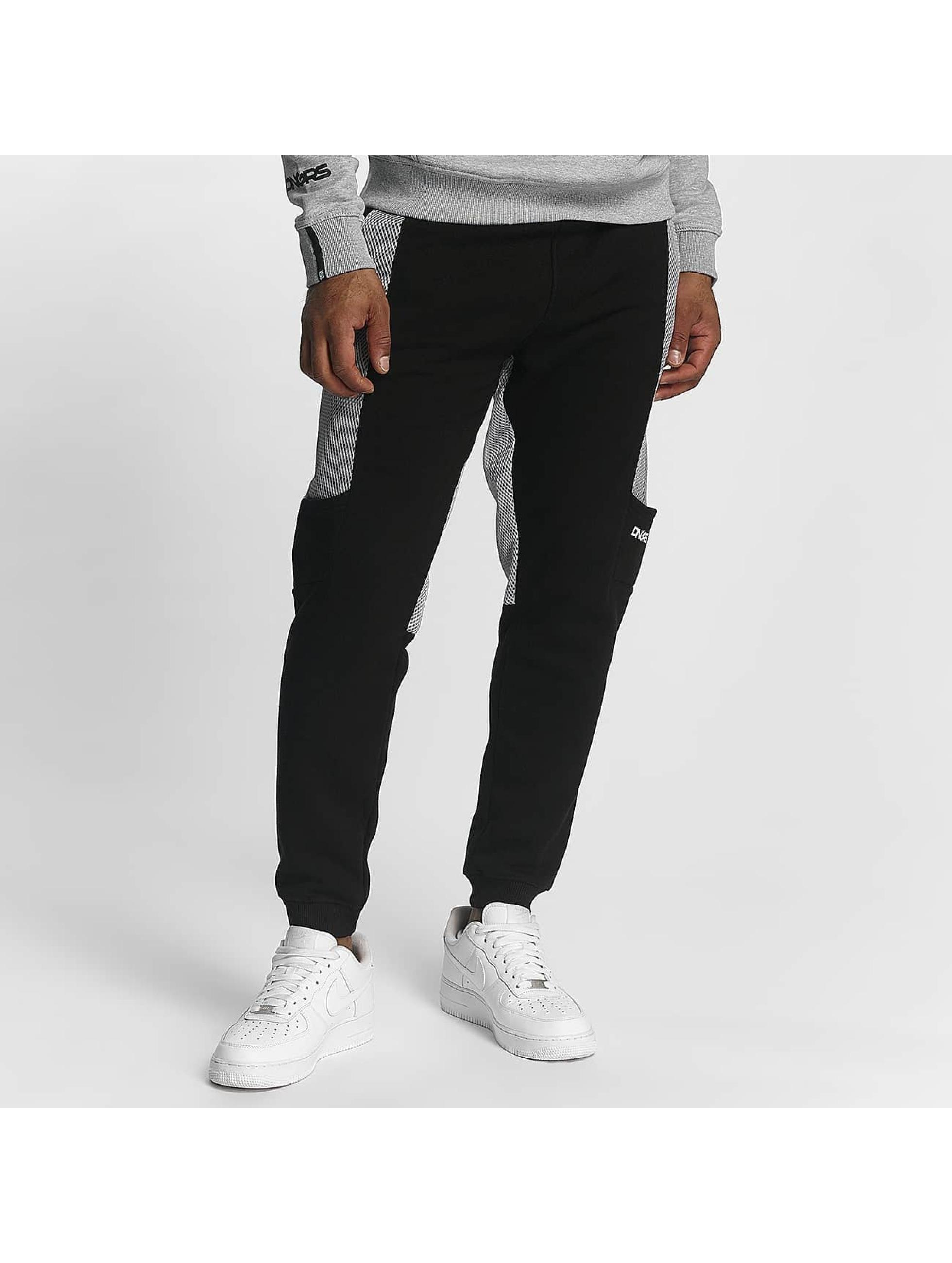 Dangerous DNGRS / Sweat Pant Pogo in grey 6XL