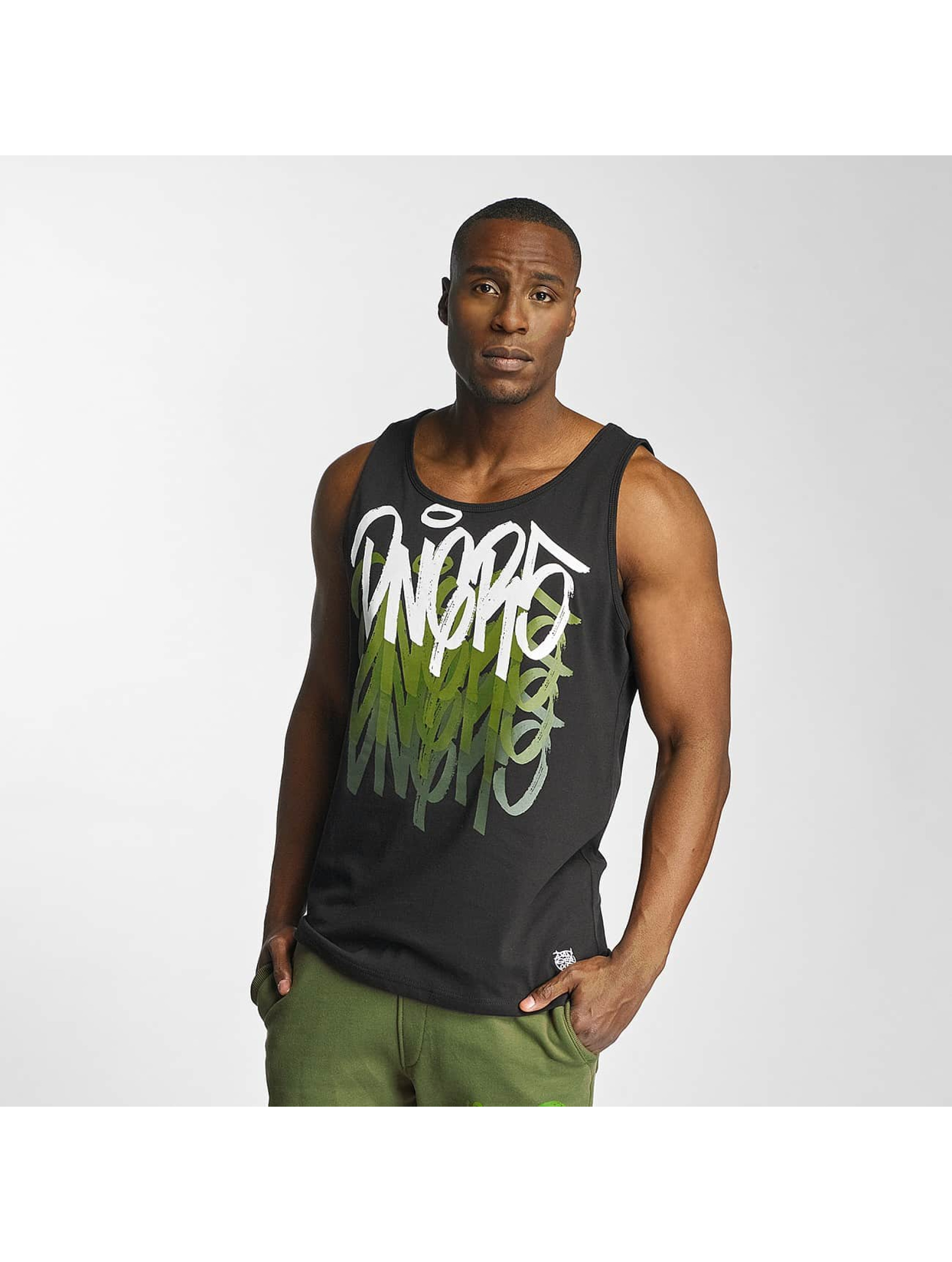 Dangerous DNGRS / Tank Tops Corus86 in black S