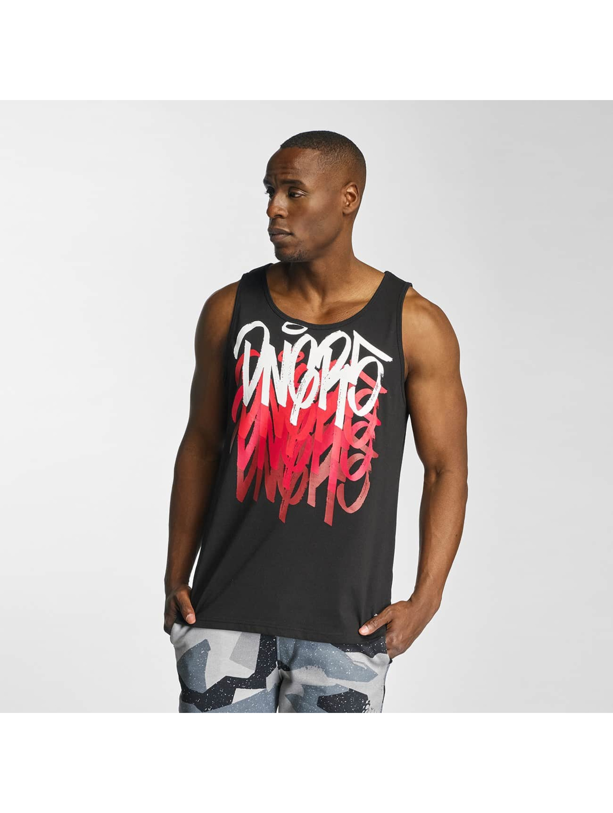 Dangerous DNGRS / Tank Tops Krossi in black XL