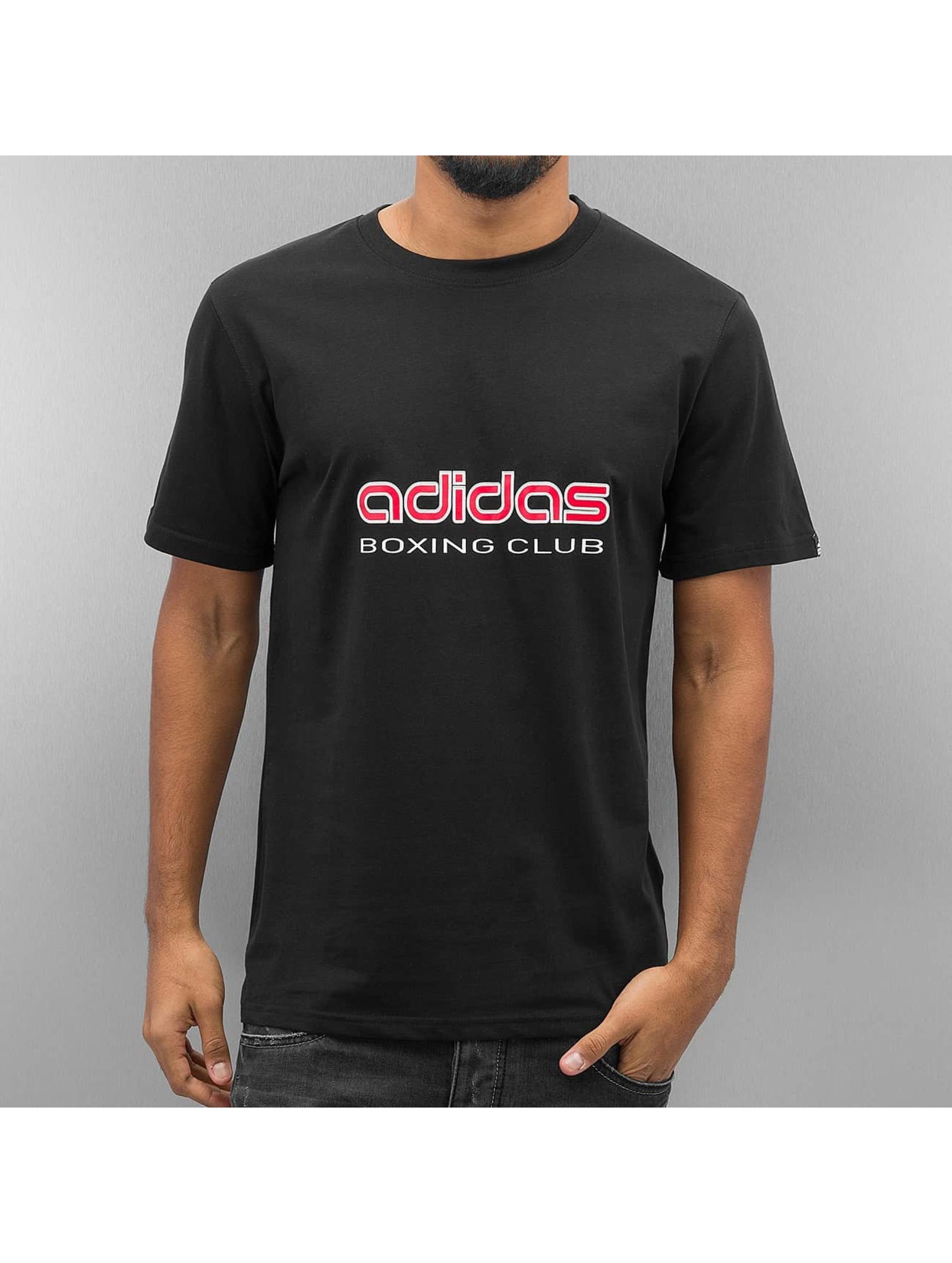 adidas Boxing MMA Männer T-Shirt Boxing Club in schwarz