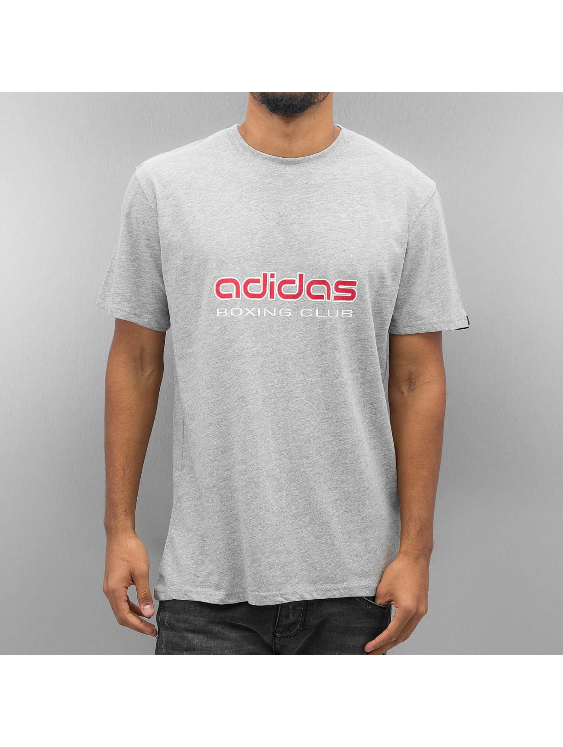 adidas Boxing MMA Männer T-Shirt Boxing Club in grau