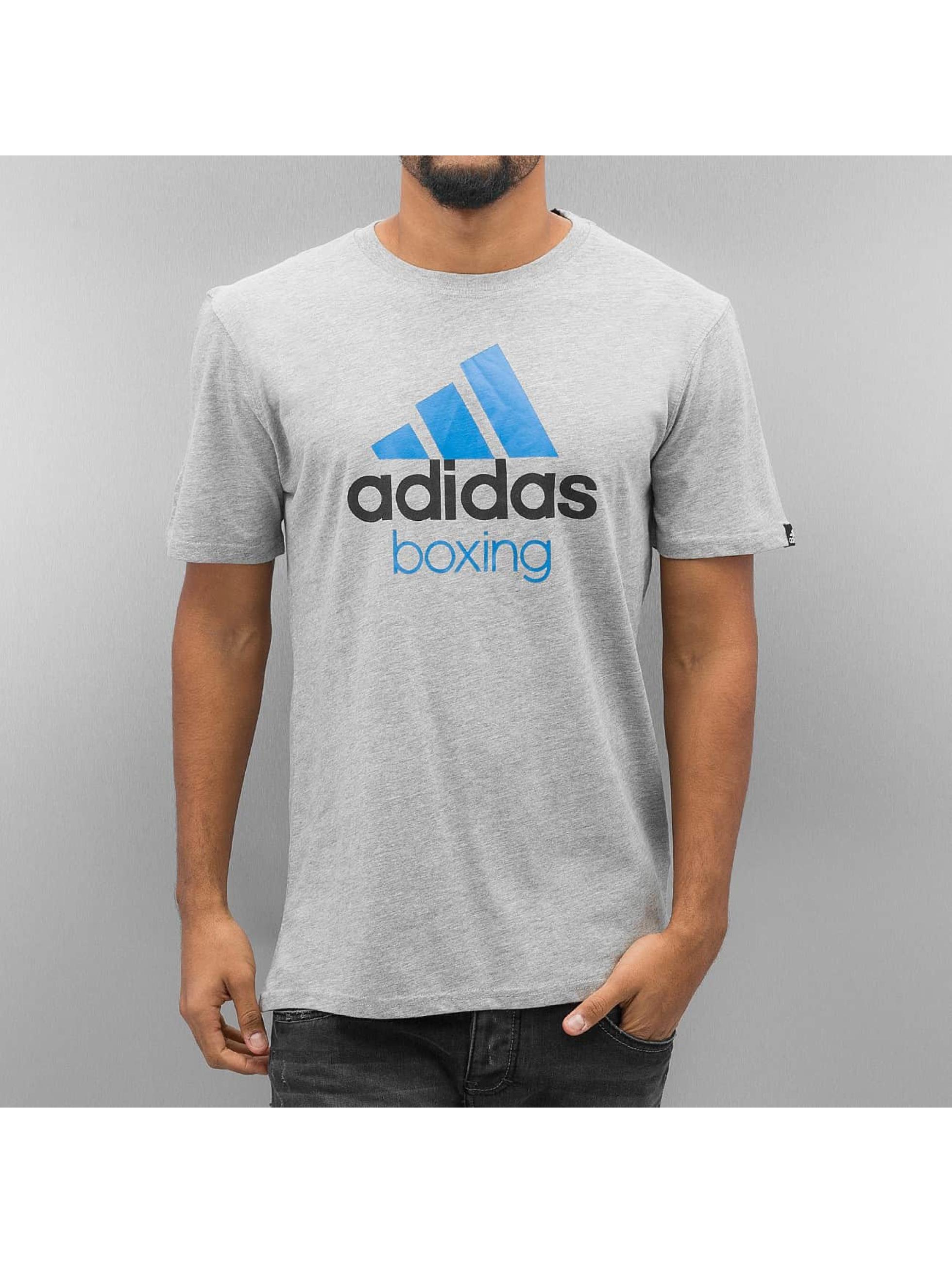 Adidas Boxing MMA / T-Shirt Community in gray