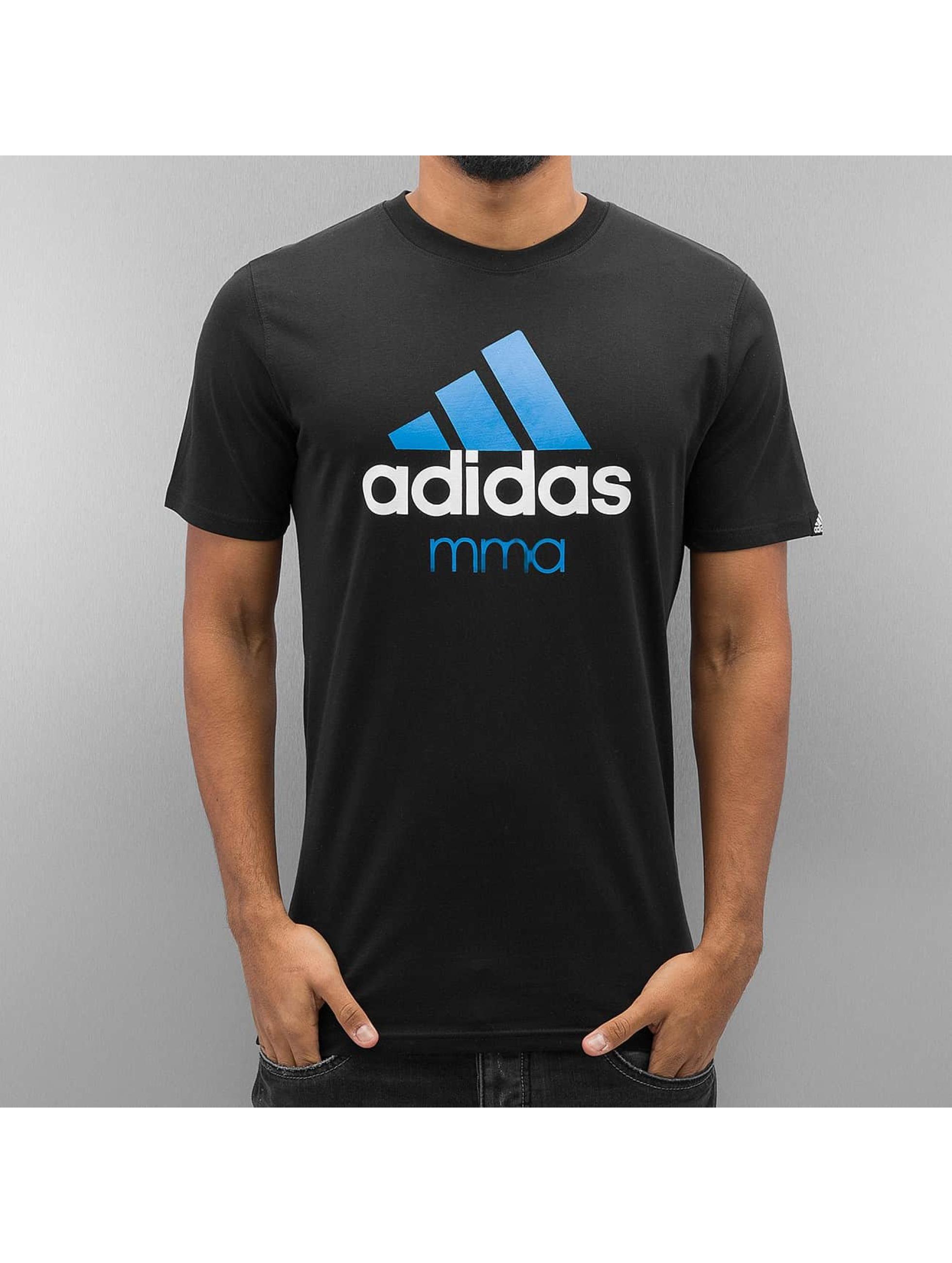 Adidas Boxing MMA Männer T-Shirt Community in s...