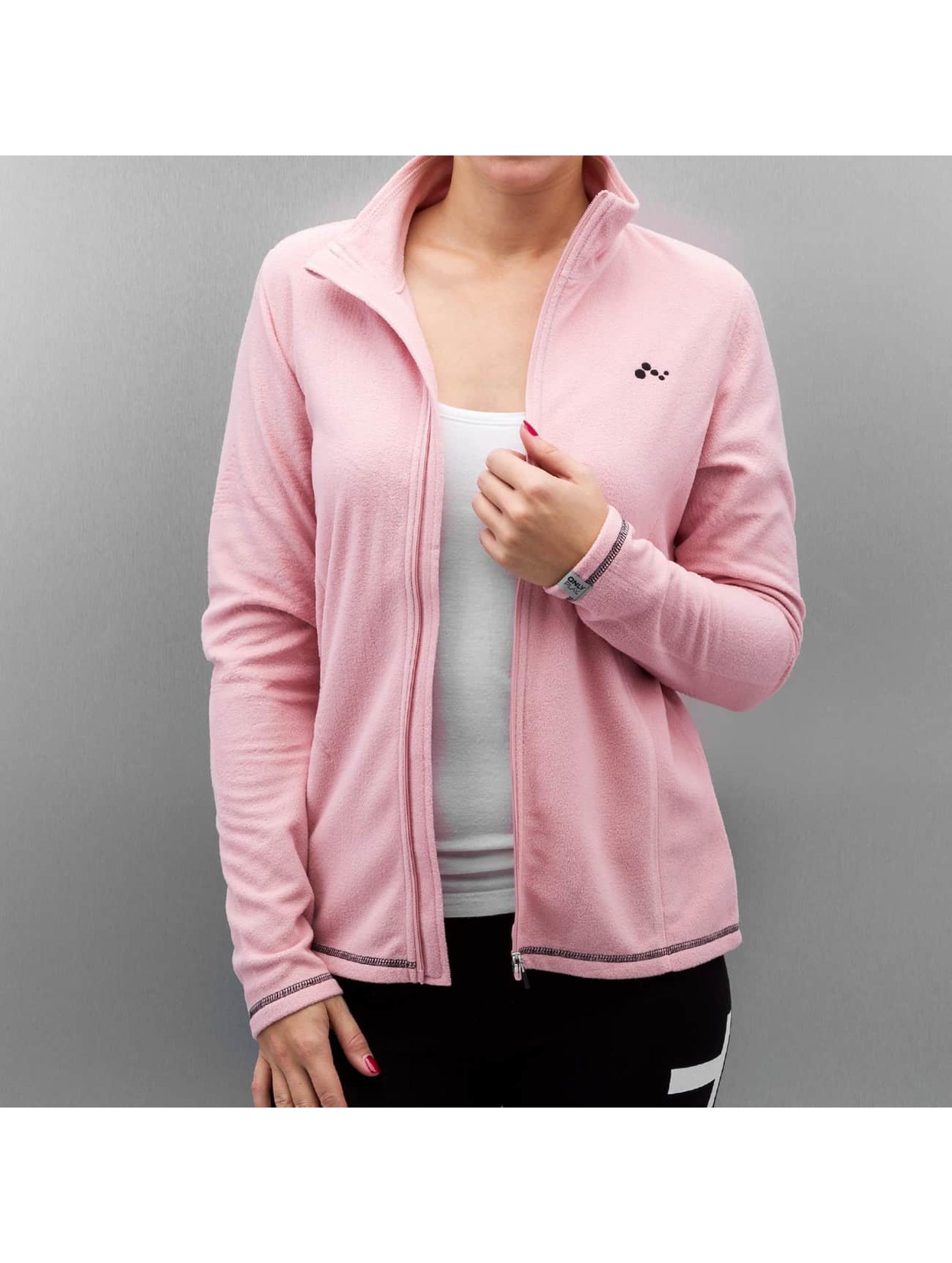 Only Frauen Übergangsjacke onpMonica in rosa