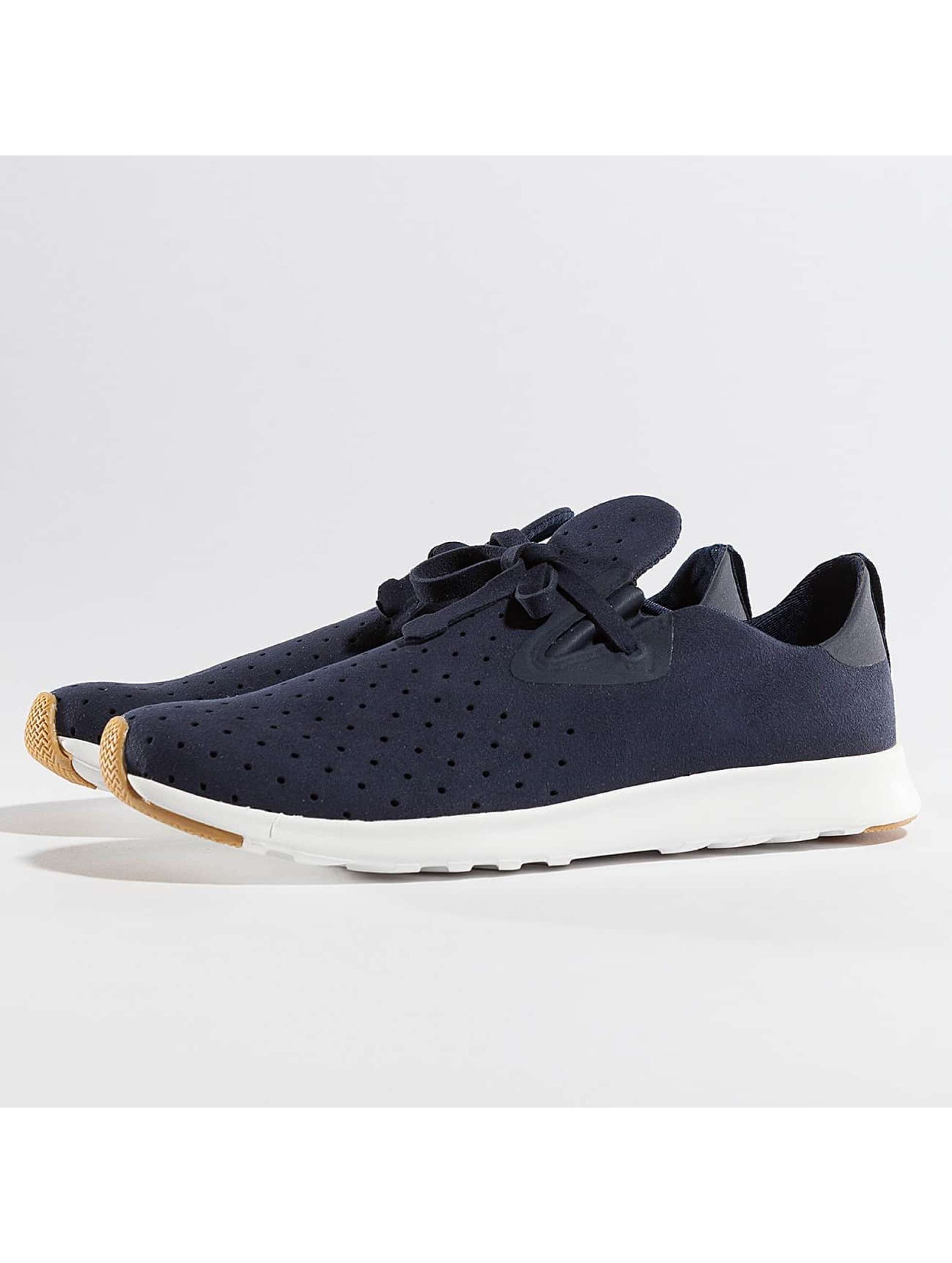 Native Männer,Frauen Sneaker Apollo Moc in blau
