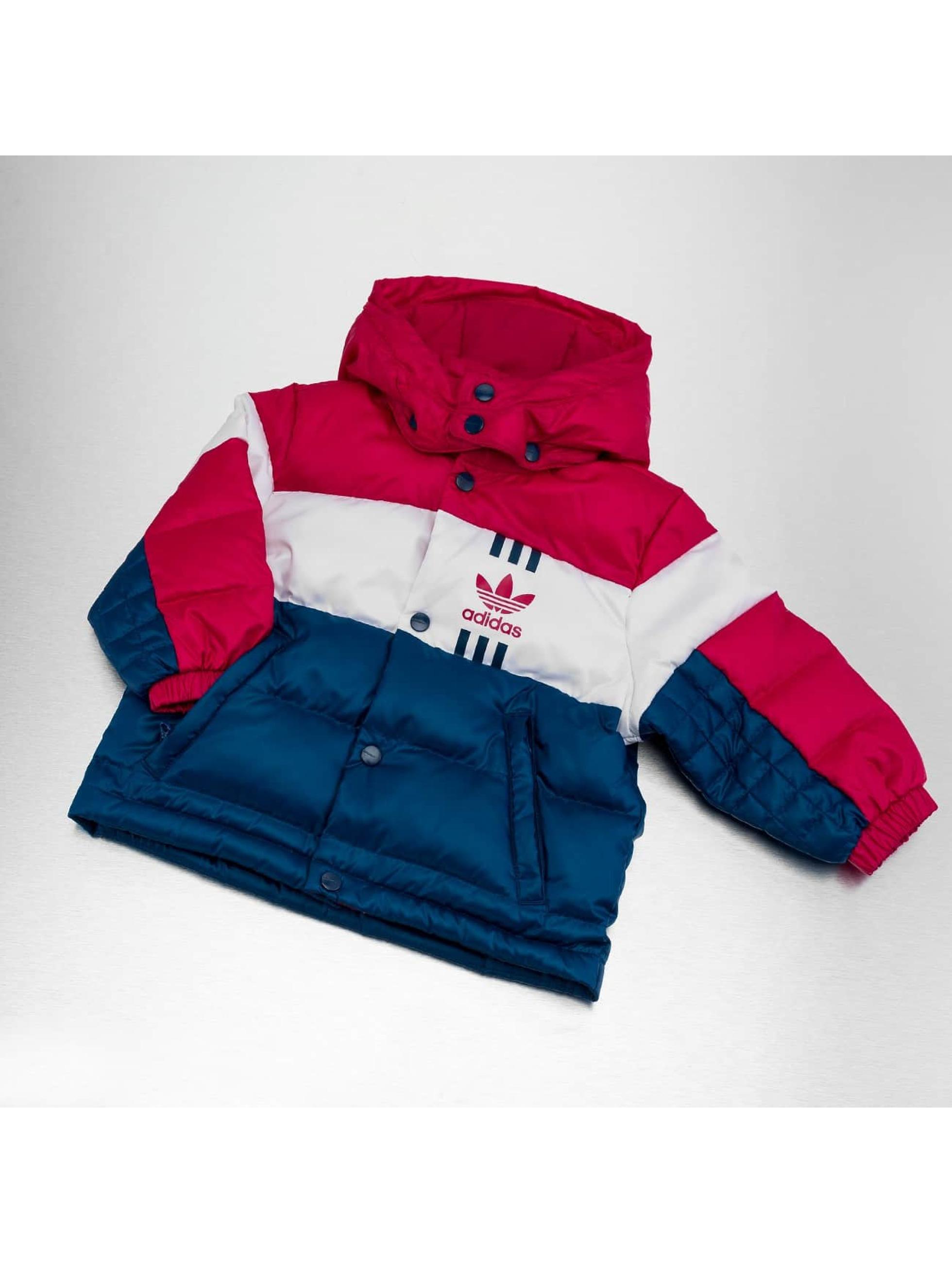 adidas Kinder Winterjacke ID-96 in pink
