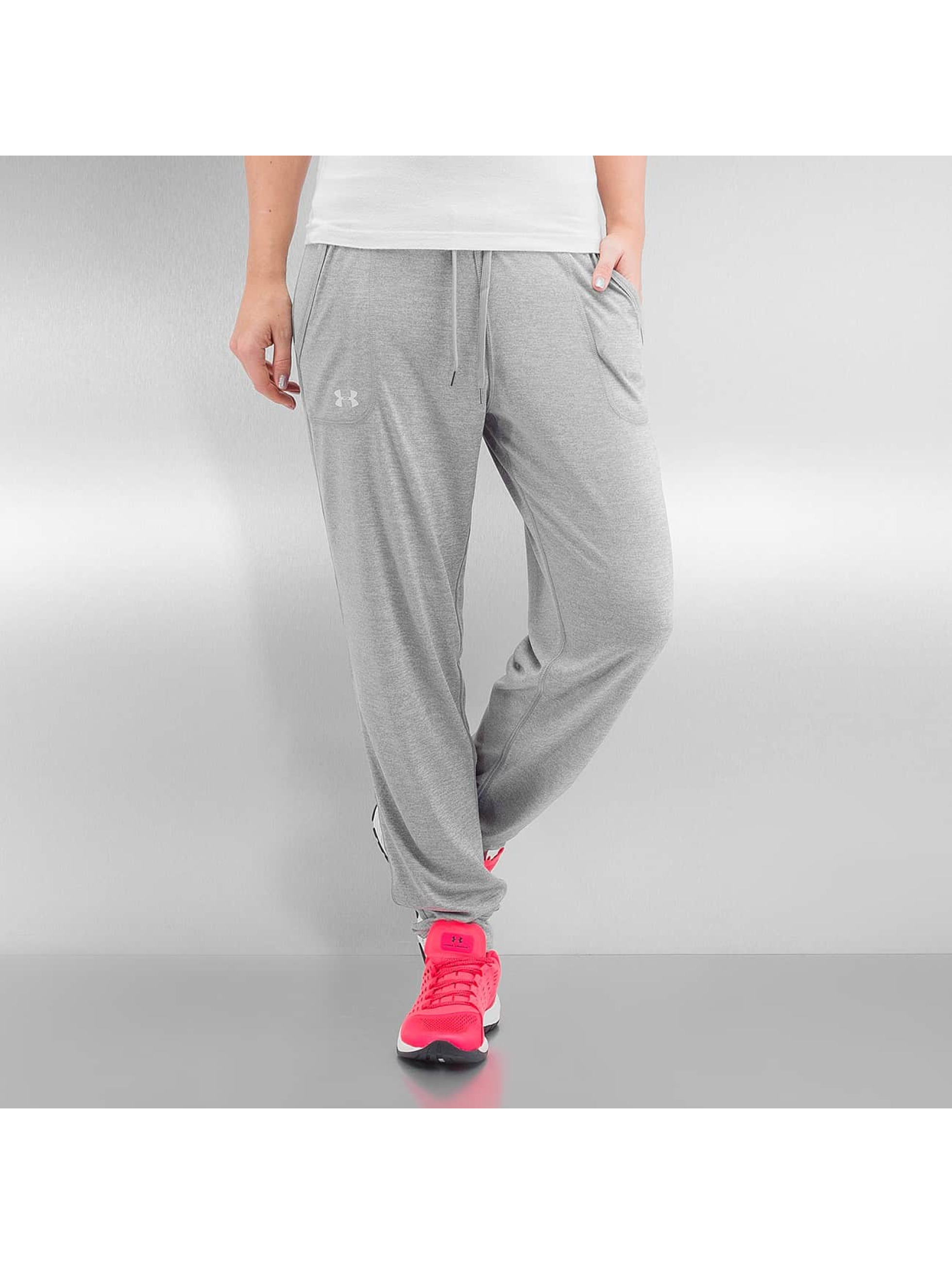 Under Armour Frauen Jogginghose Tech Twist in grau