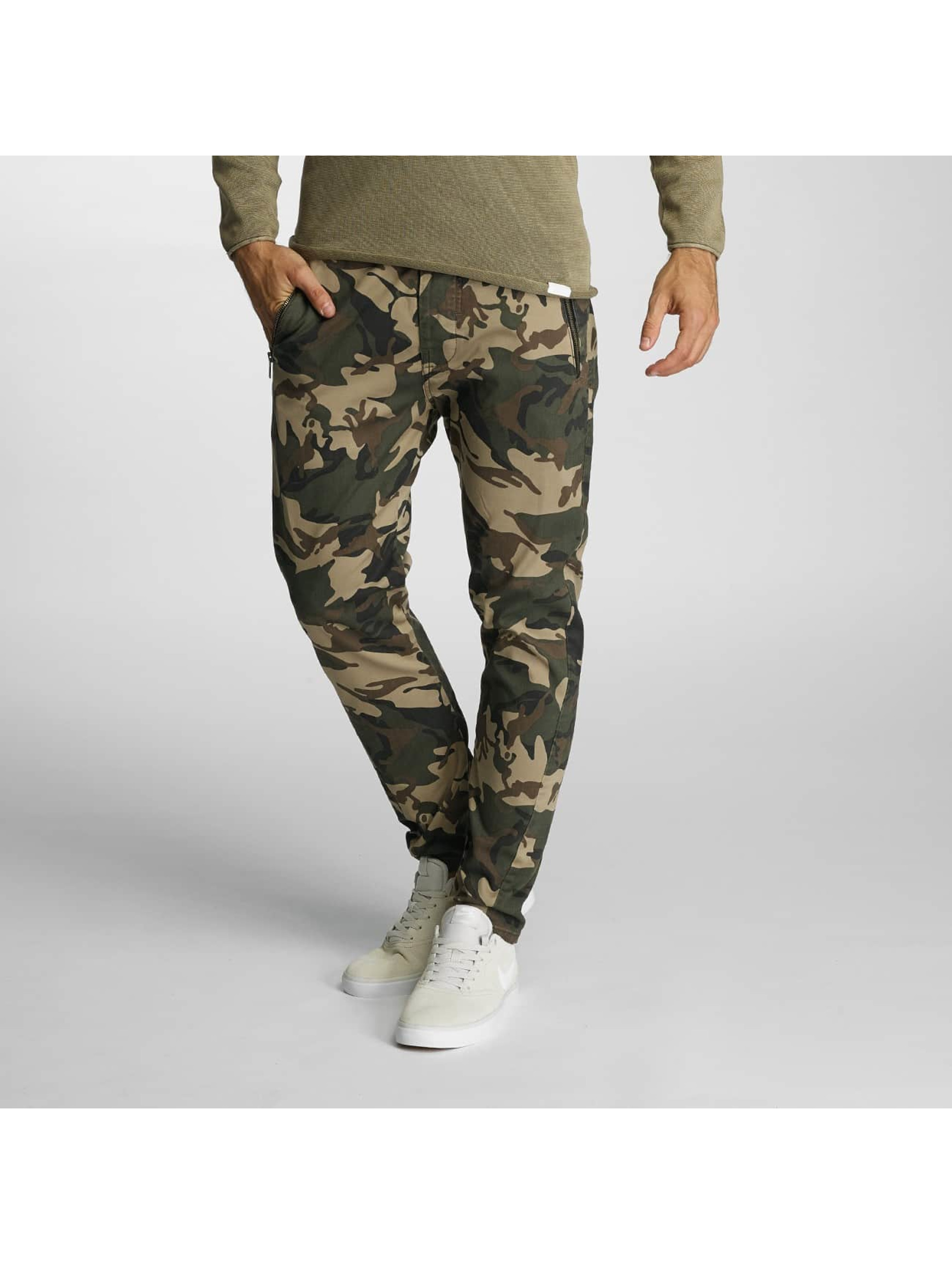 SHINE Original Männer Chino Russel Drop in camouflage