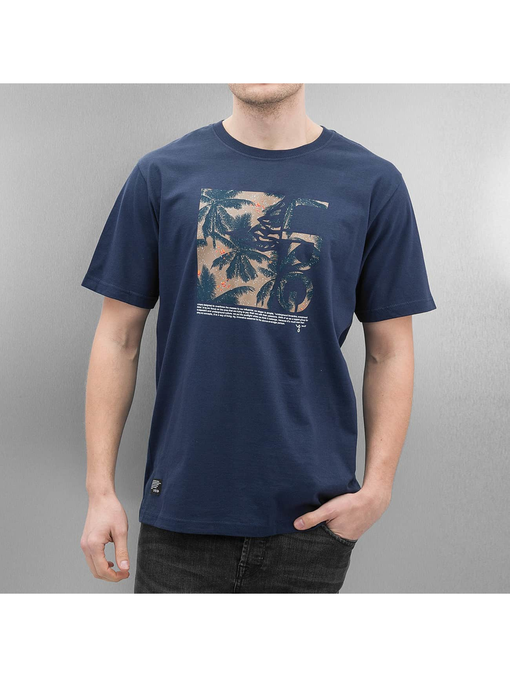 LRG Stay Palm Fill T-Shirt Navy Sale Angebote