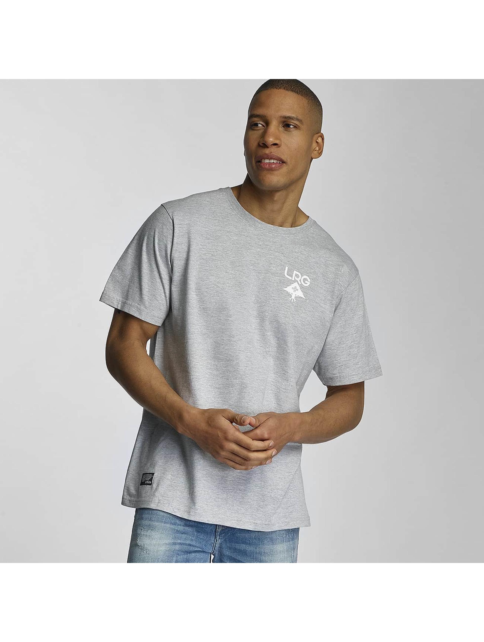 LRG Männer T-Shirt Logo Plus in grau