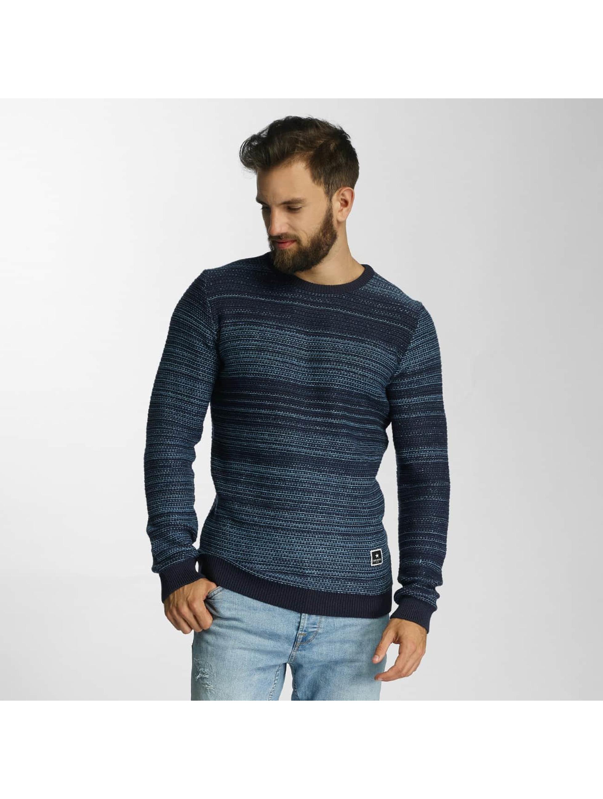 SHINE Original Männer Pullover Wilber in blau