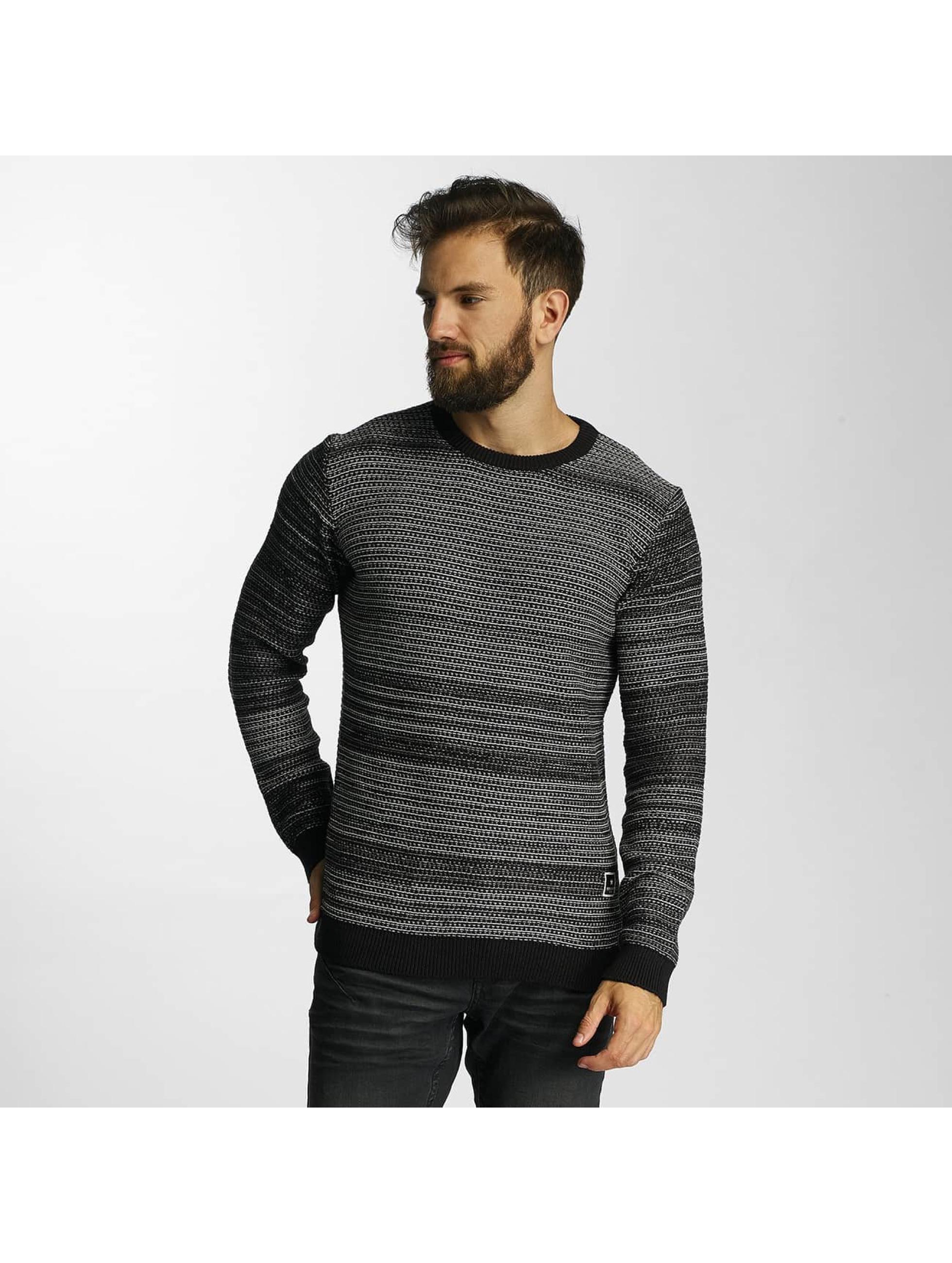 SHINE Original Männer Pullover Wilber in schwarz