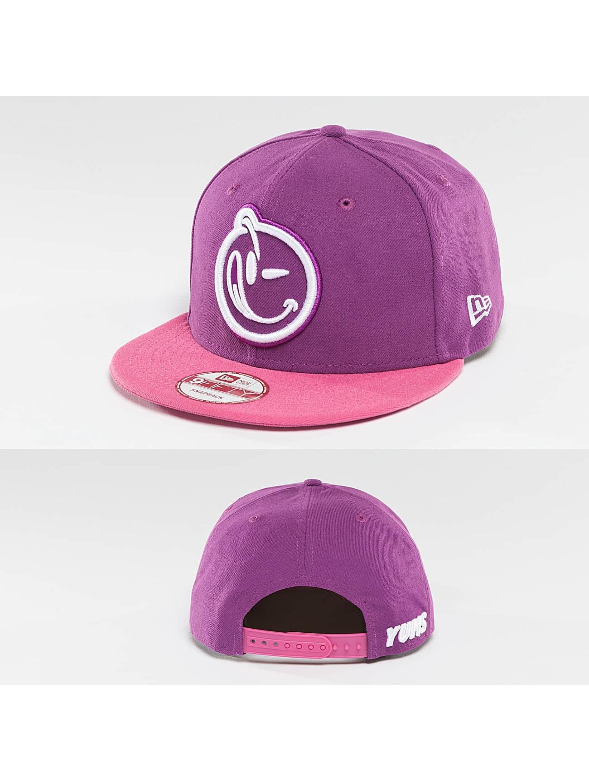 Yums Männer,Frauen Snapback Cap Era Sparkling in violet