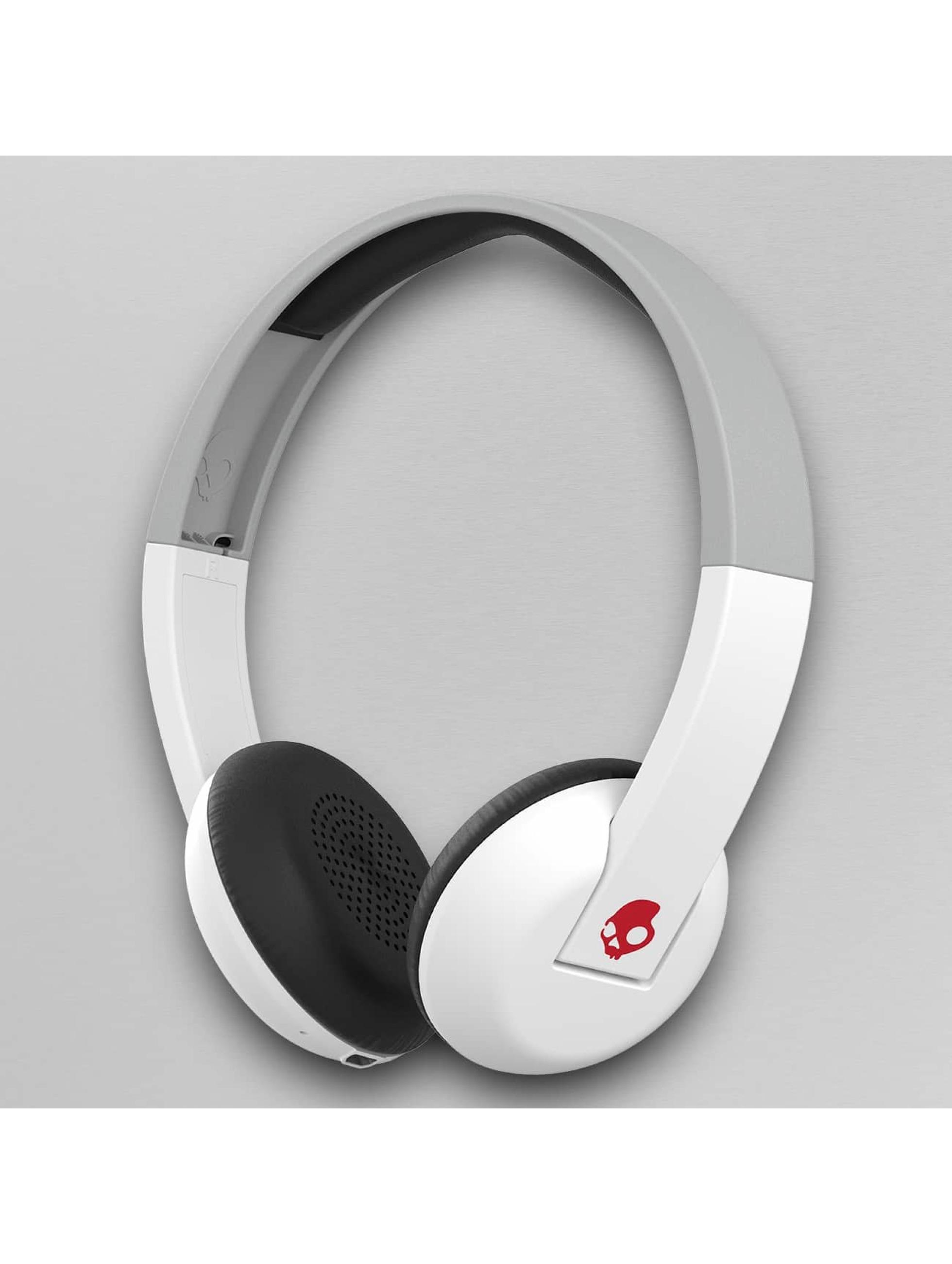 Skullcandy Männer,Frauen Kopfhörer Uproar Wireless On Ear in weiß