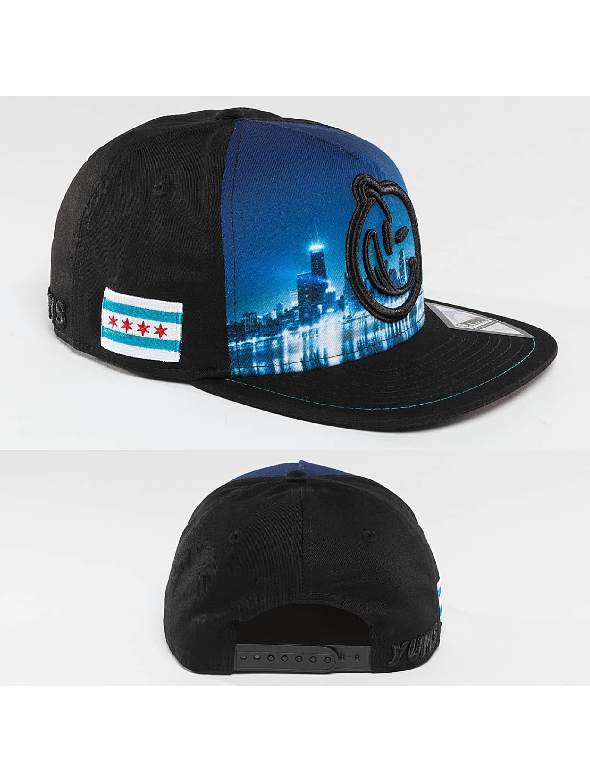 Yums Chicago 2.0 Snapback Cap Black/Blue/White Sale Angebote Döbern