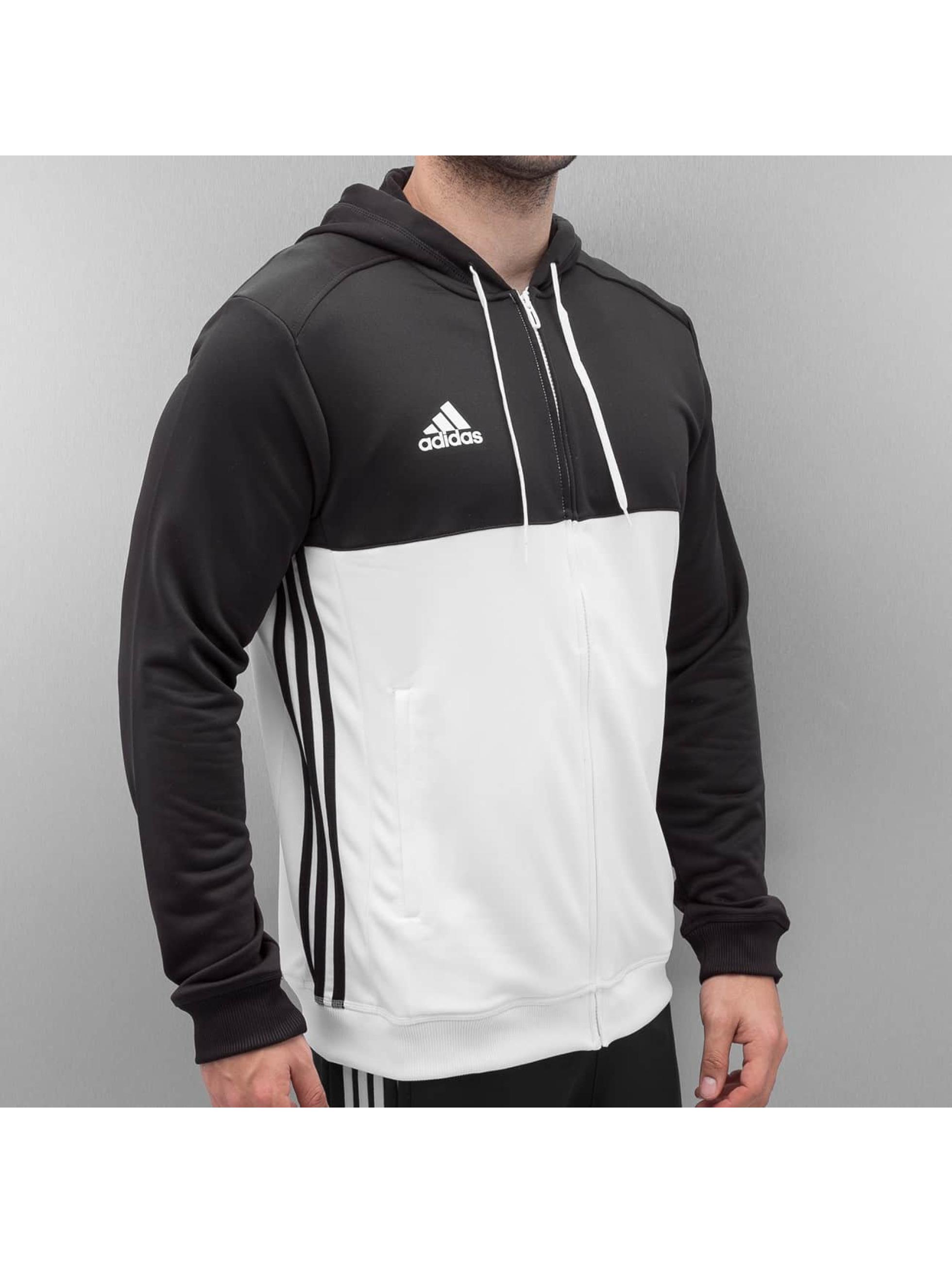 adidas Boxing MMA Männer Übergangsjacke T16 Hooded in schwarz