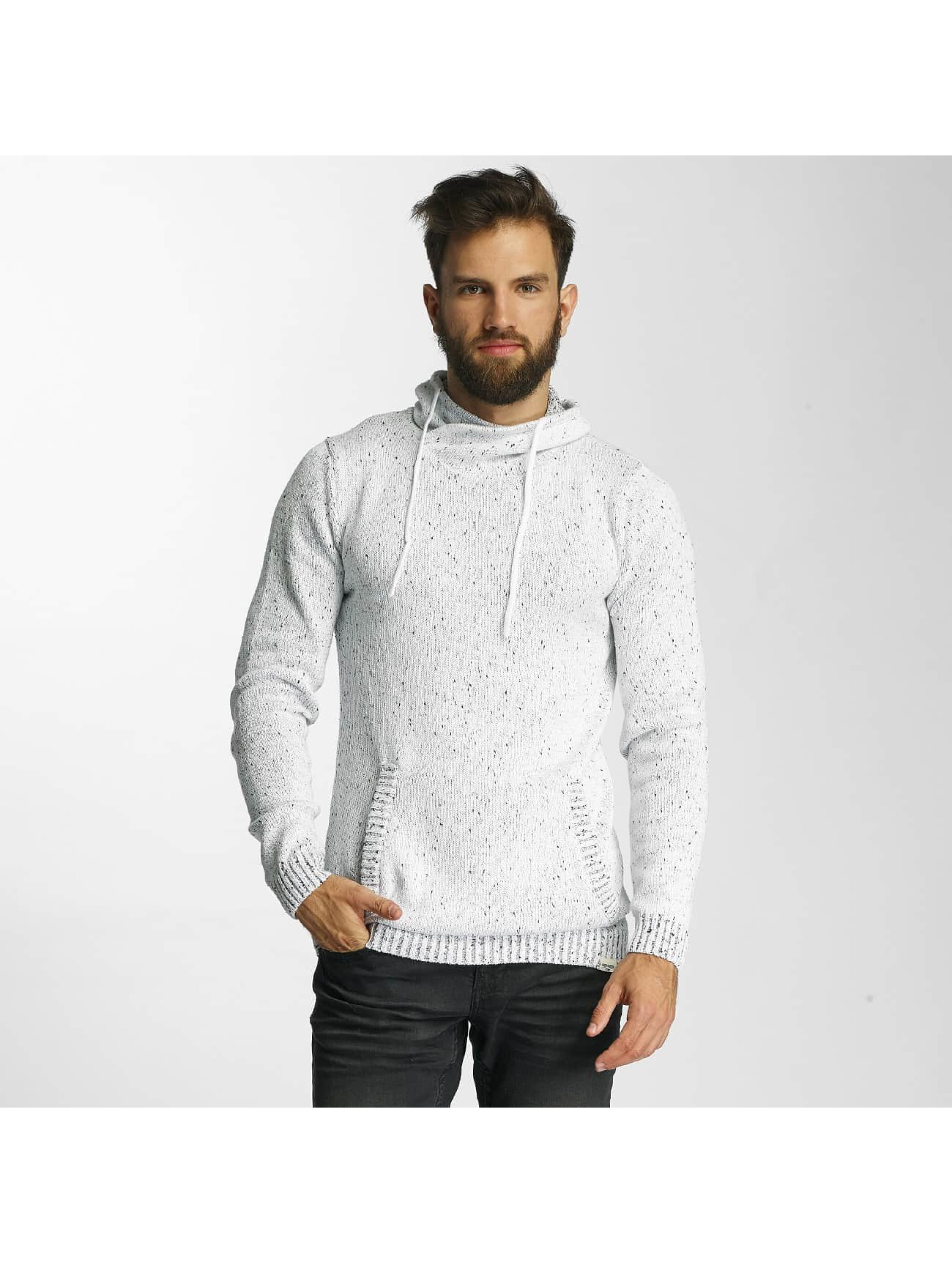 SHINE Original Männer Pullover Wade Cross in weiß
