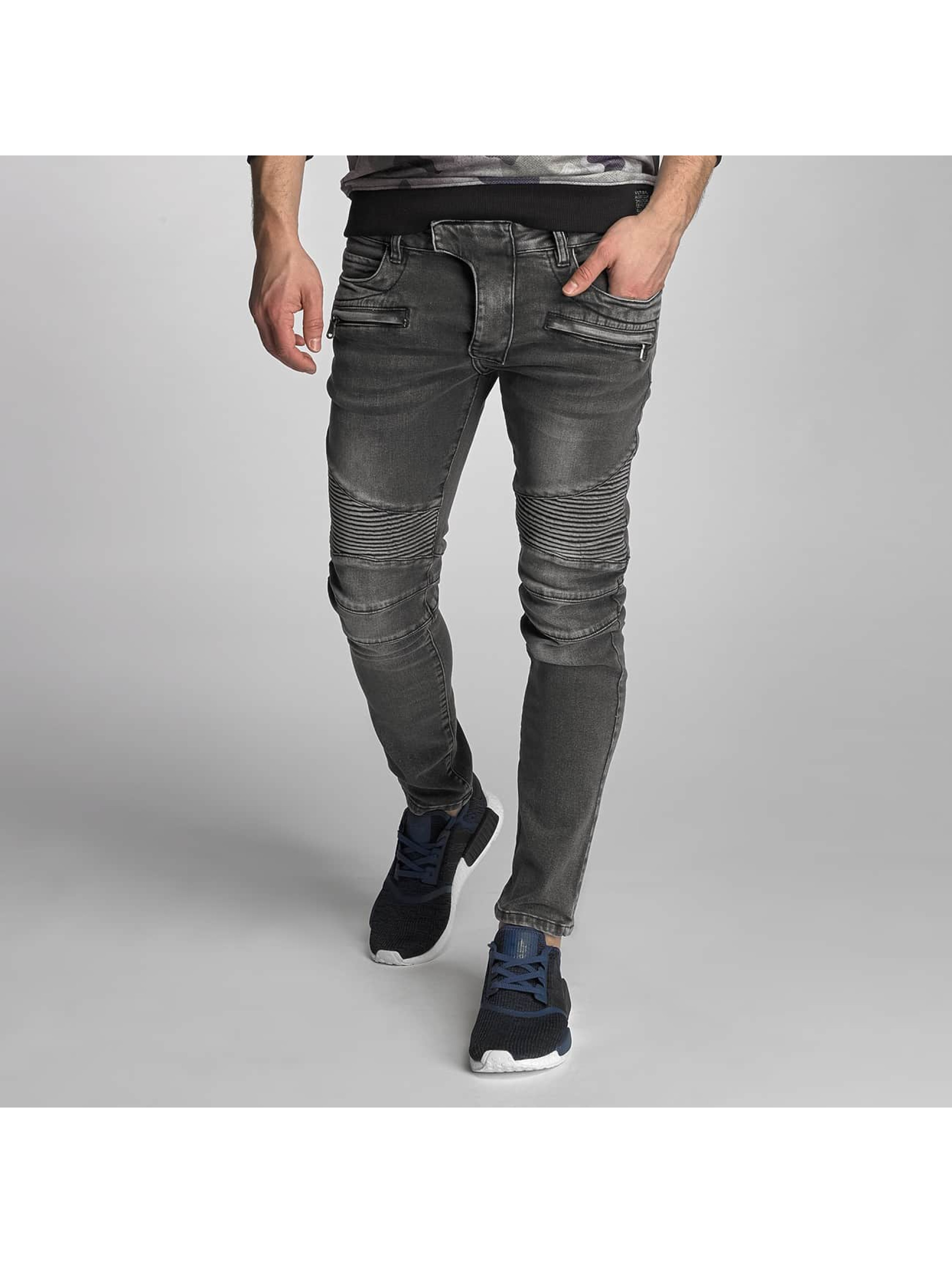 vsct clubwear herren jeans antifit liam biker ebay. Black Bedroom Furniture Sets. Home Design Ideas
