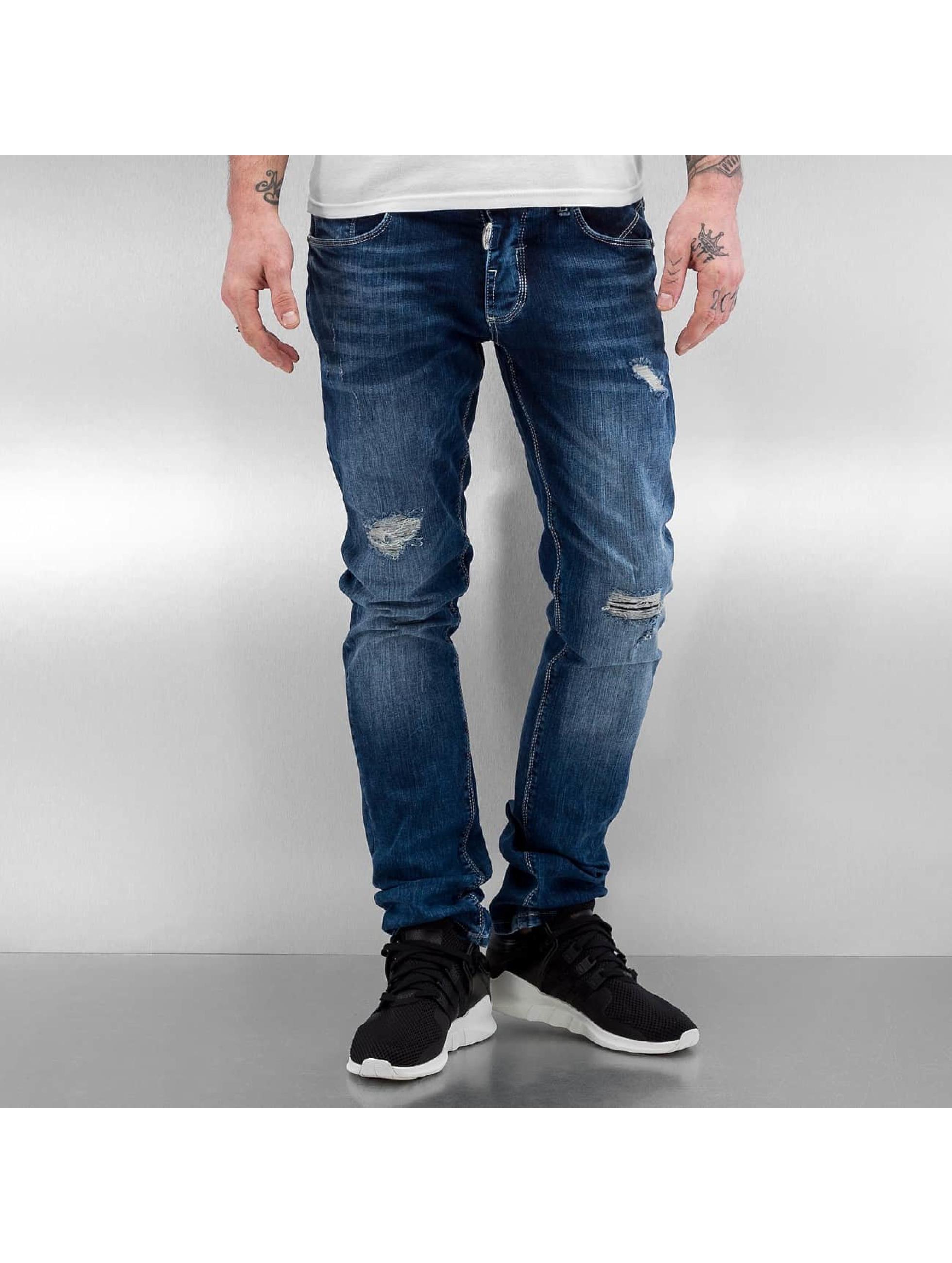 2Y / Skinny Jeans Jari in blue W 29