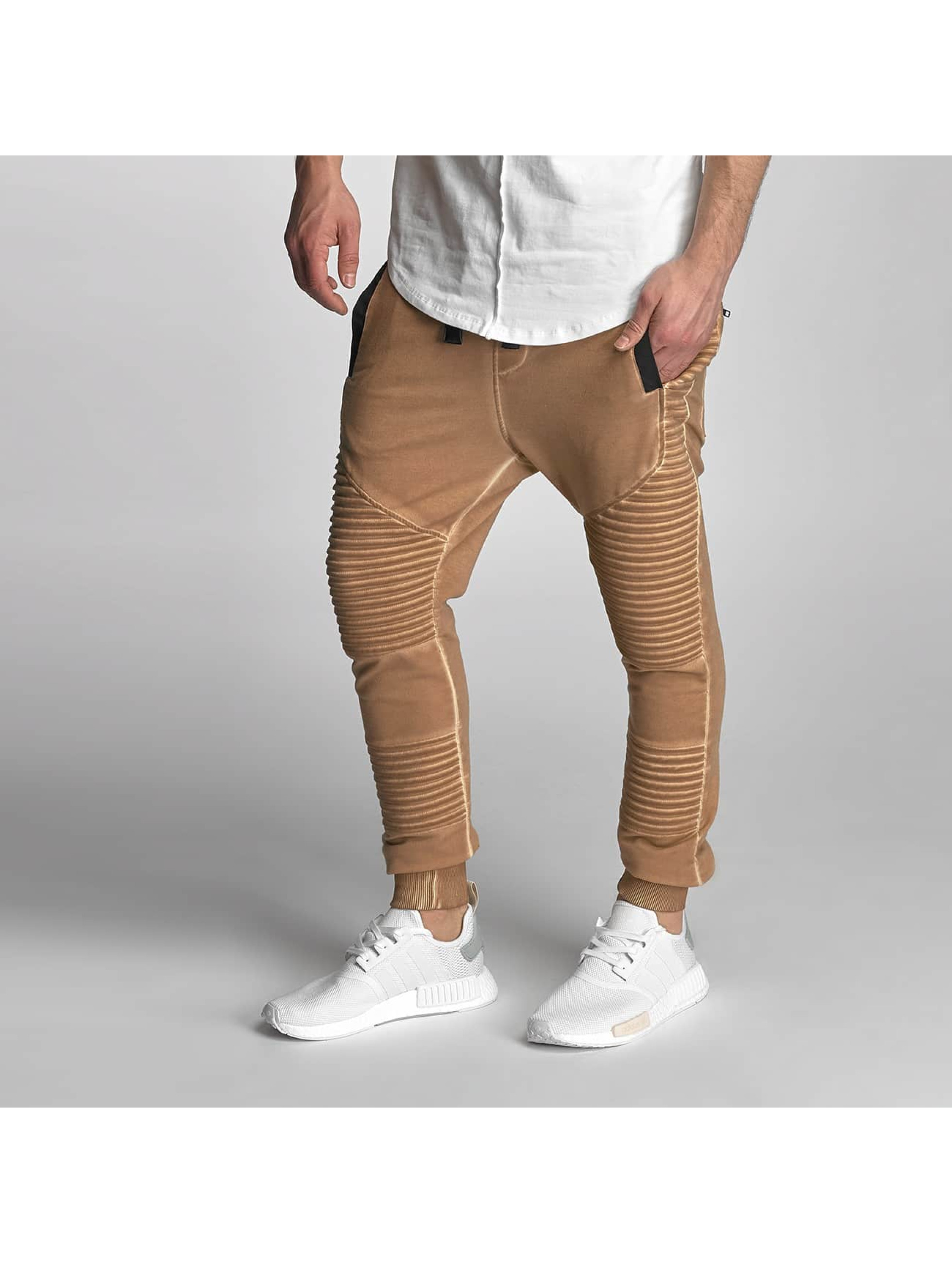 VSCT Clubwear Männer Jogginghose Biker in beige