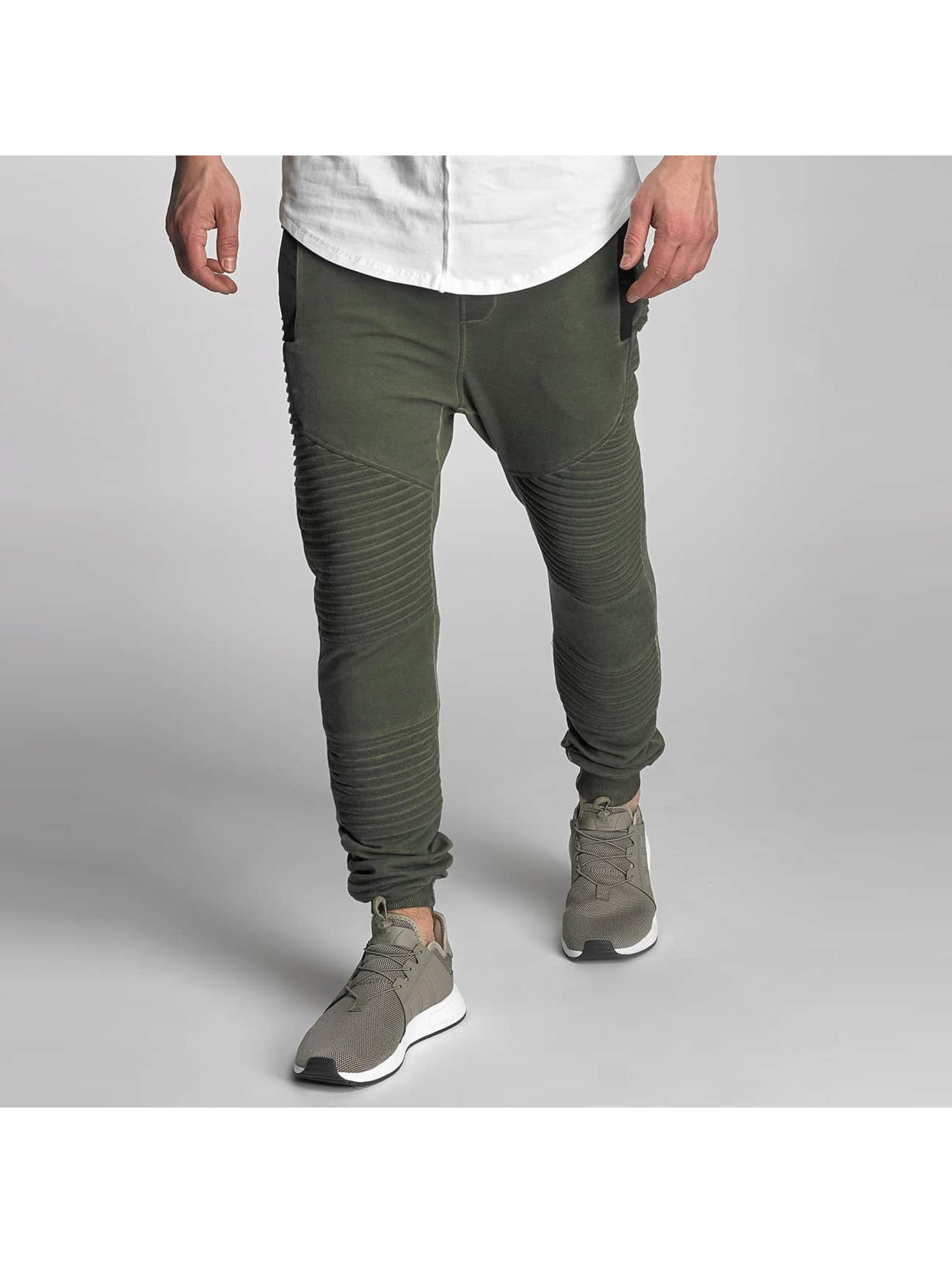VSCT Clubwear Männer Jogginghose Biker in khaki