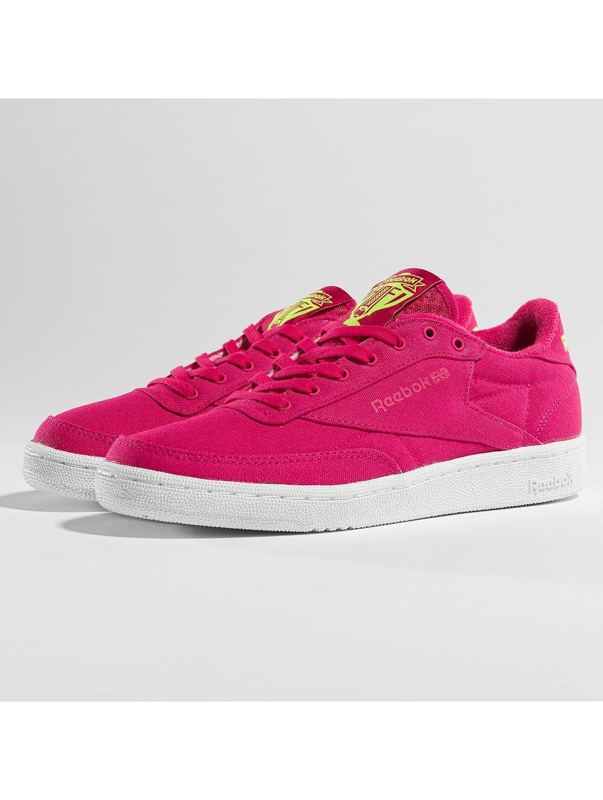 Reebok Frauen Sneaker Club C 85 EH in pink