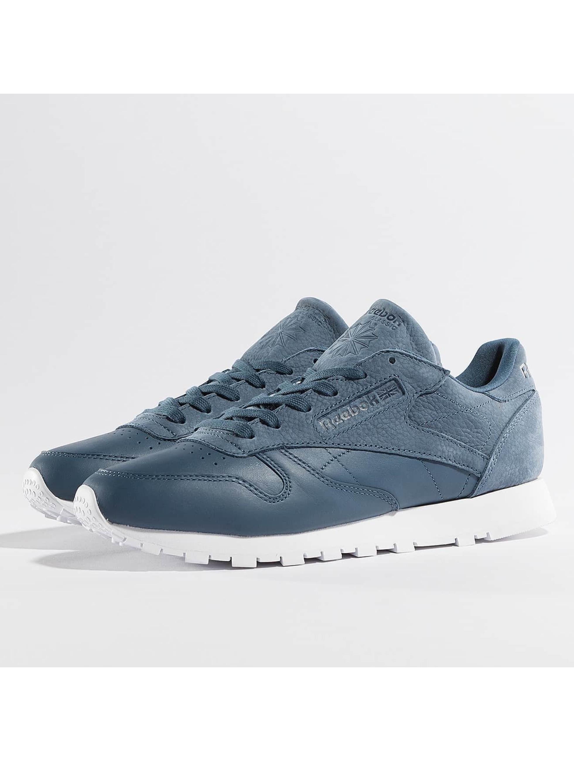 Reebok Frauen Sneaker Classic Leather Sea You Later in blau