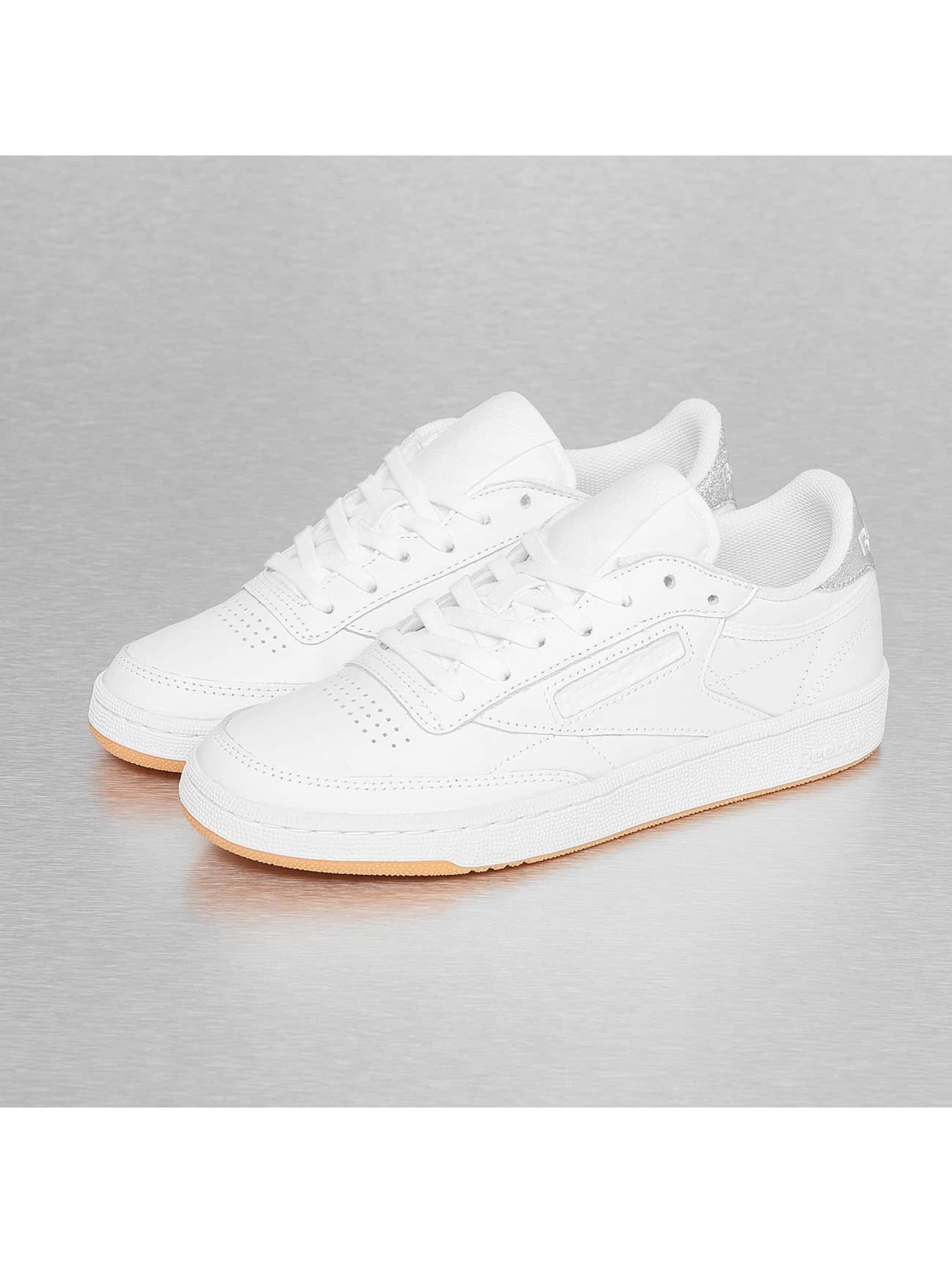 Reebok Frauen Sneaker Club C 85 Diamond in weiß