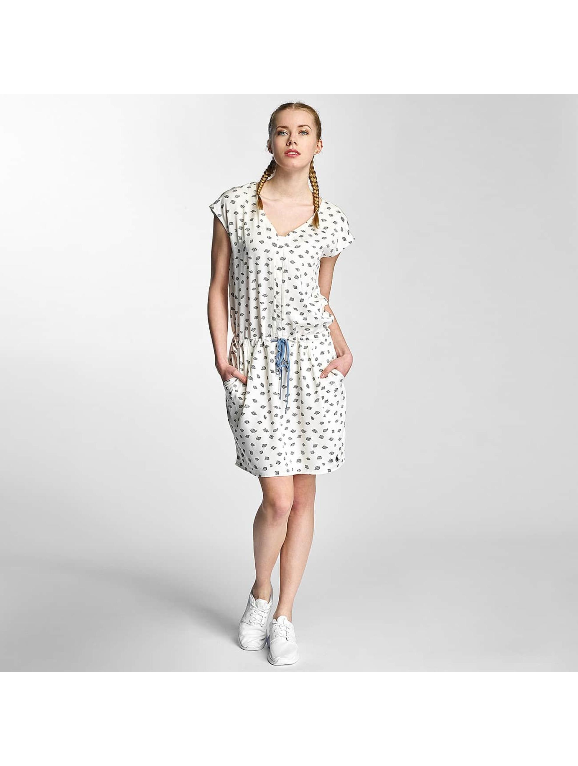 Nümph Frauen Kleid Jensina in weiß