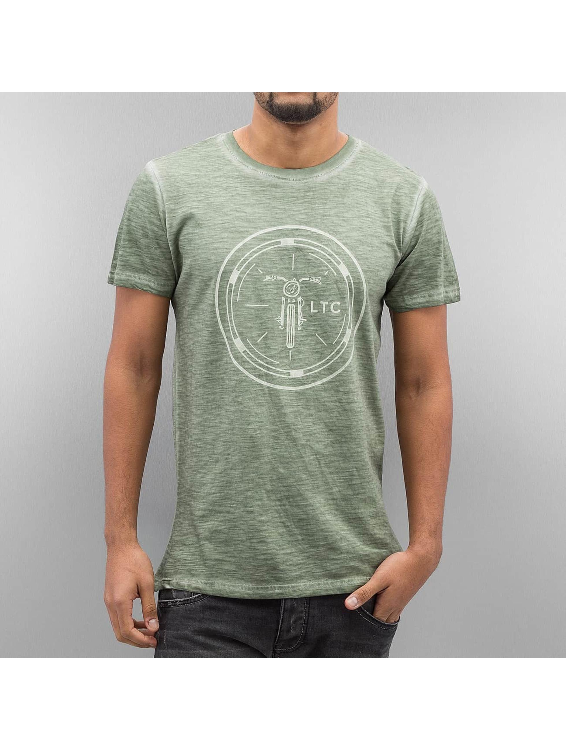 Le Temps Des Cerises Männer T-Shirt Giovani in grün