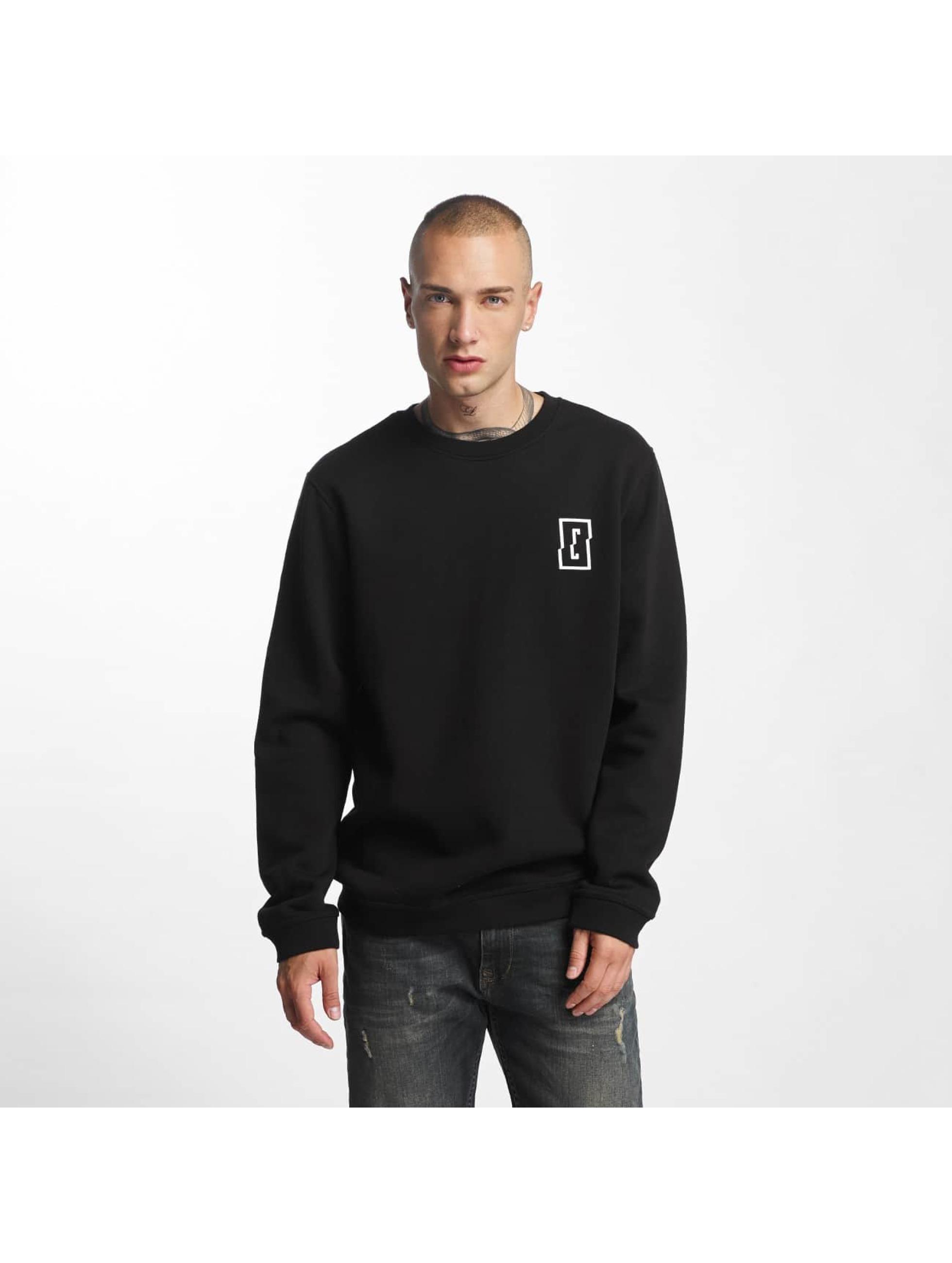 Cyprime Männer Pullover Scandium in schwarz