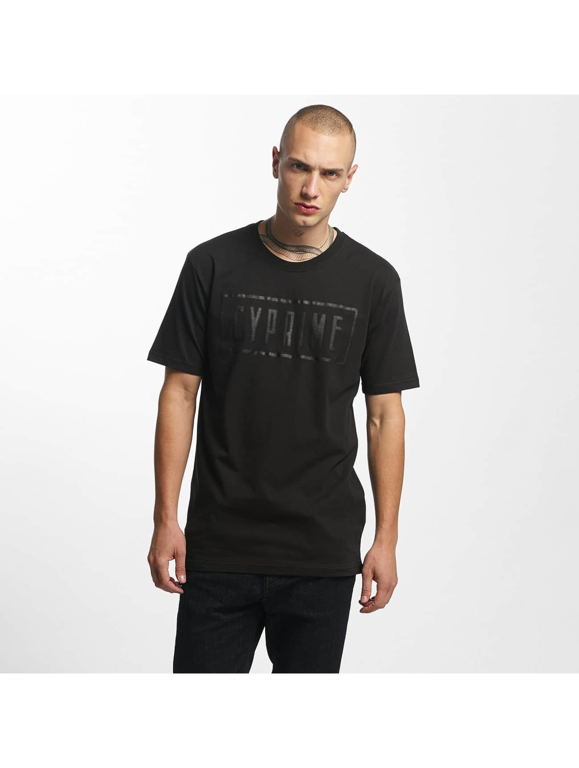 Cyprime / T-Shirt Astatine in black XL