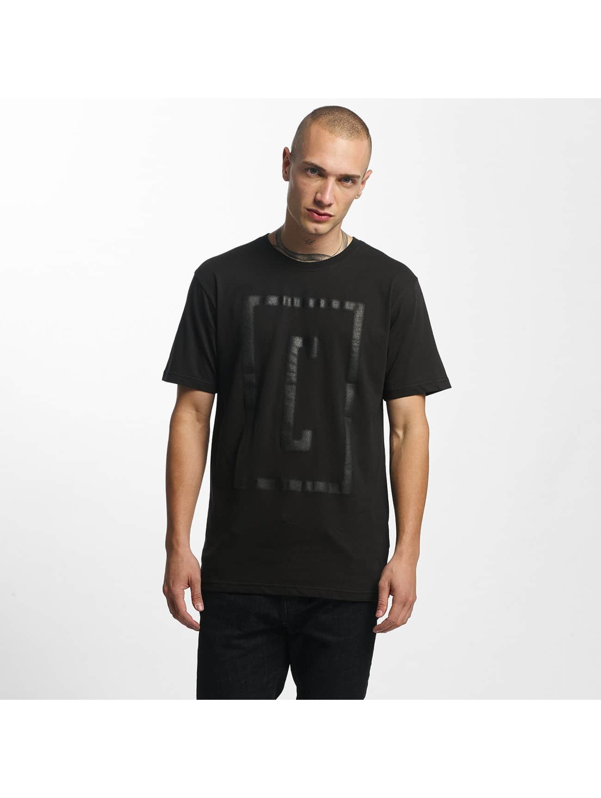 Cyprime / T-Shirt Lawrencium in black XL