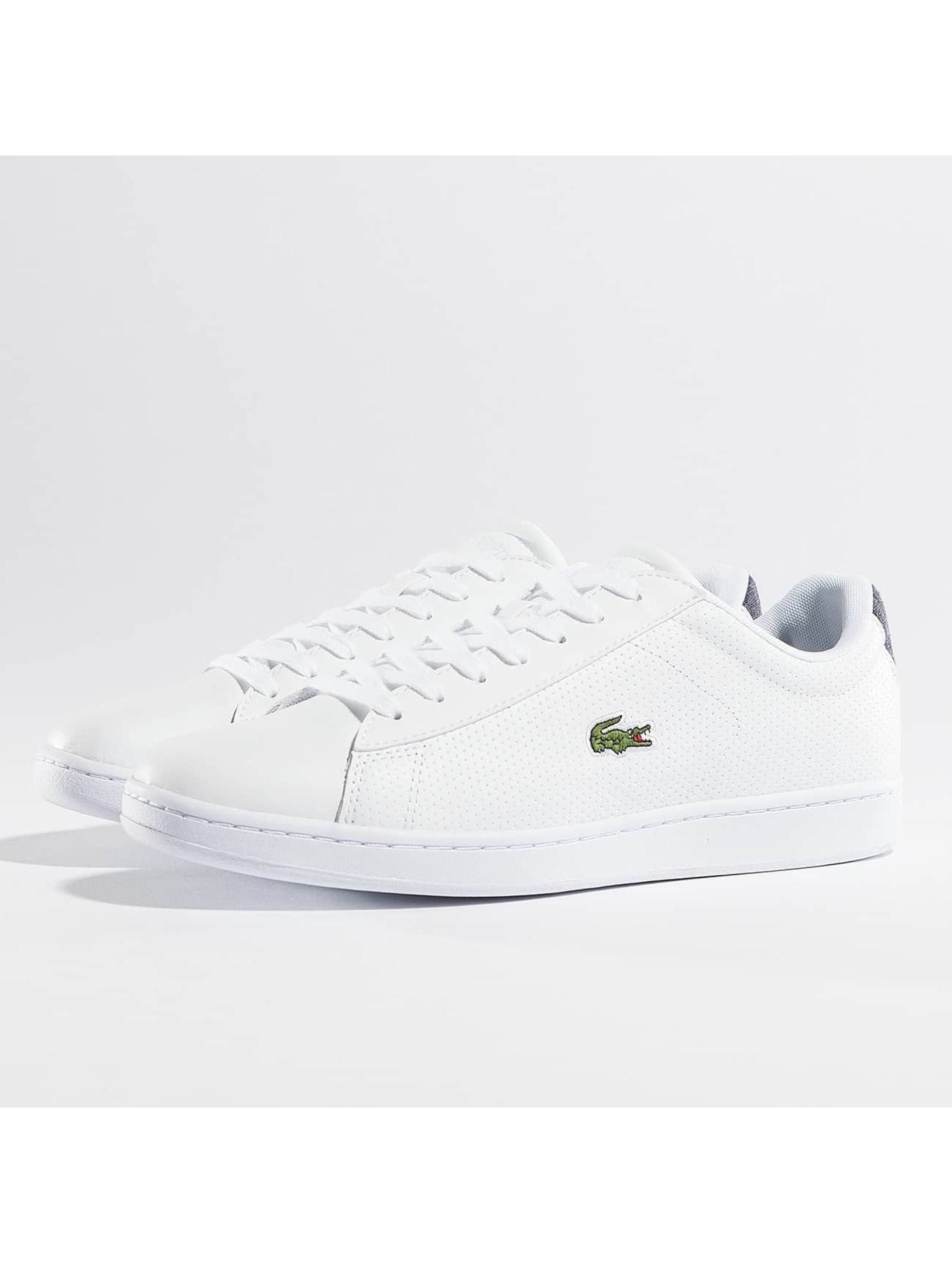 Lacoste Männer Sneaker Carnaby Evo 217 in weiß